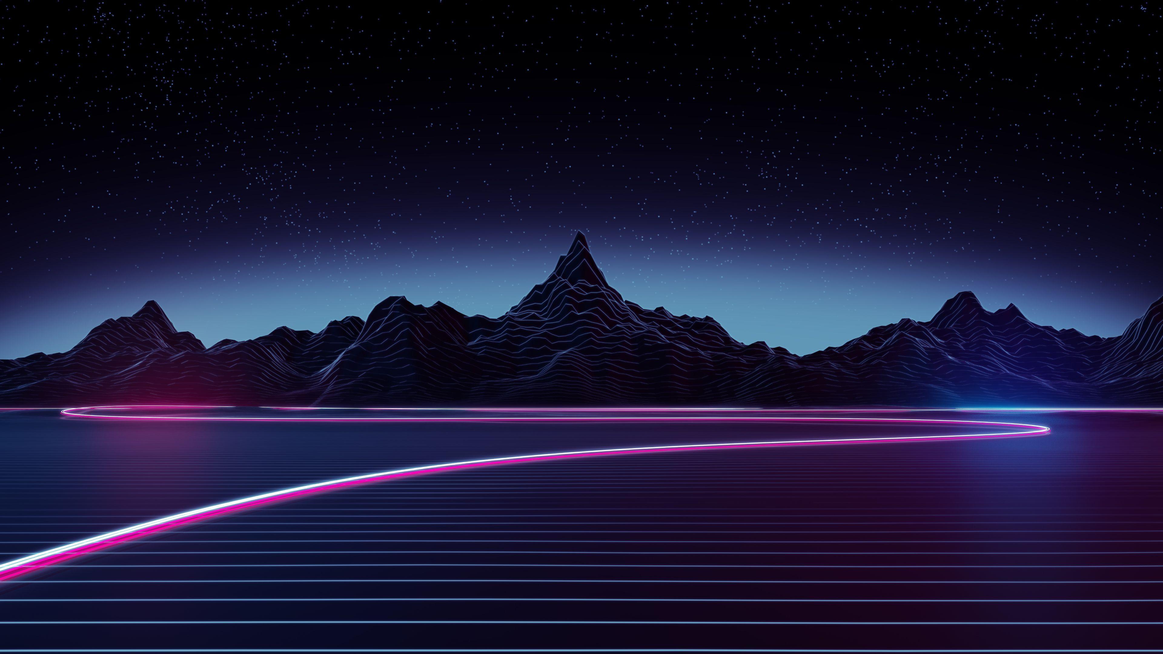 4k Neon Wallpapers Top Free 4k Neon Backgrounds Wallpaperaccess
