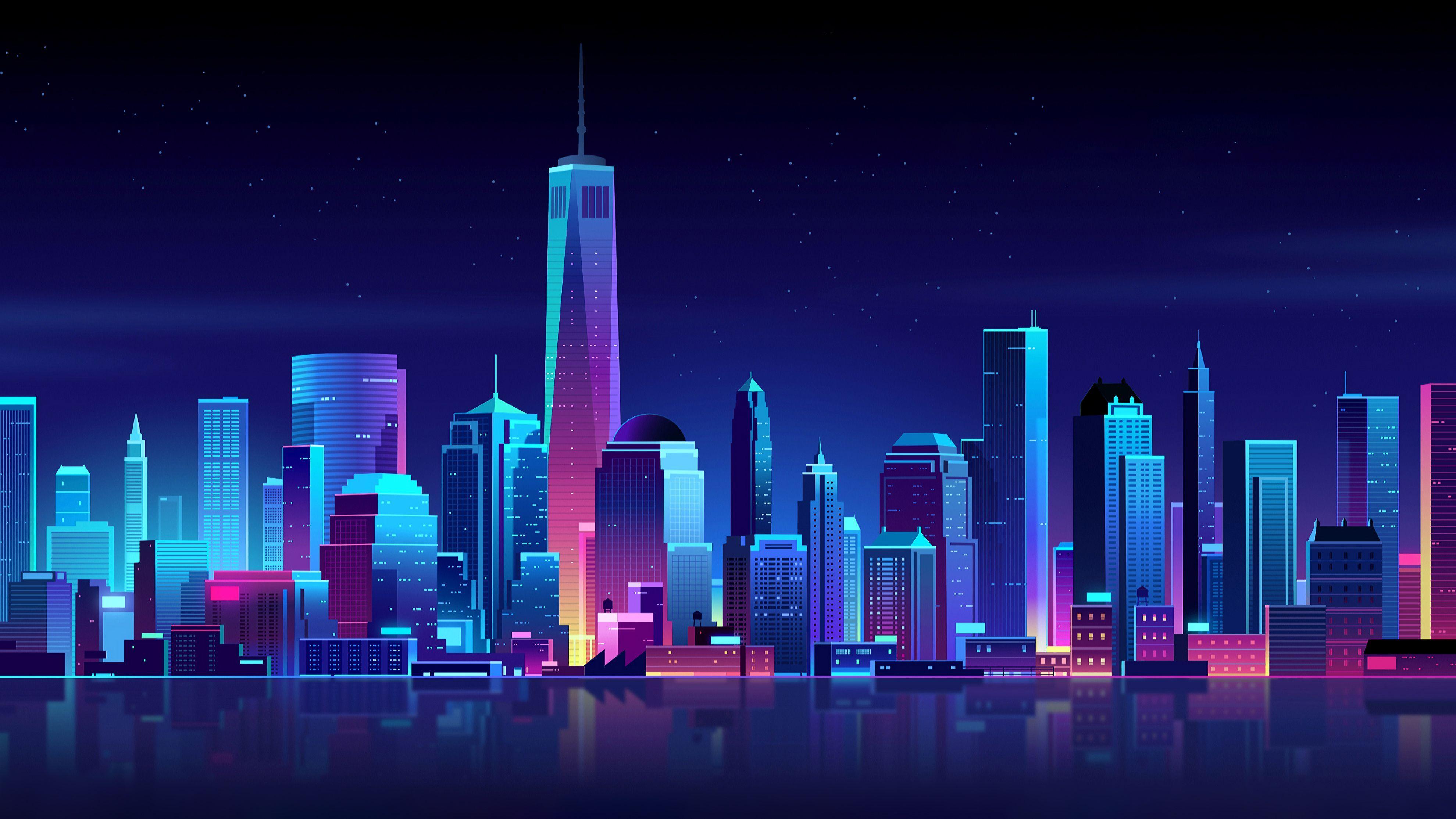 4K Neon Wallpapers - Top Free 4K Neon Backgrounds ...