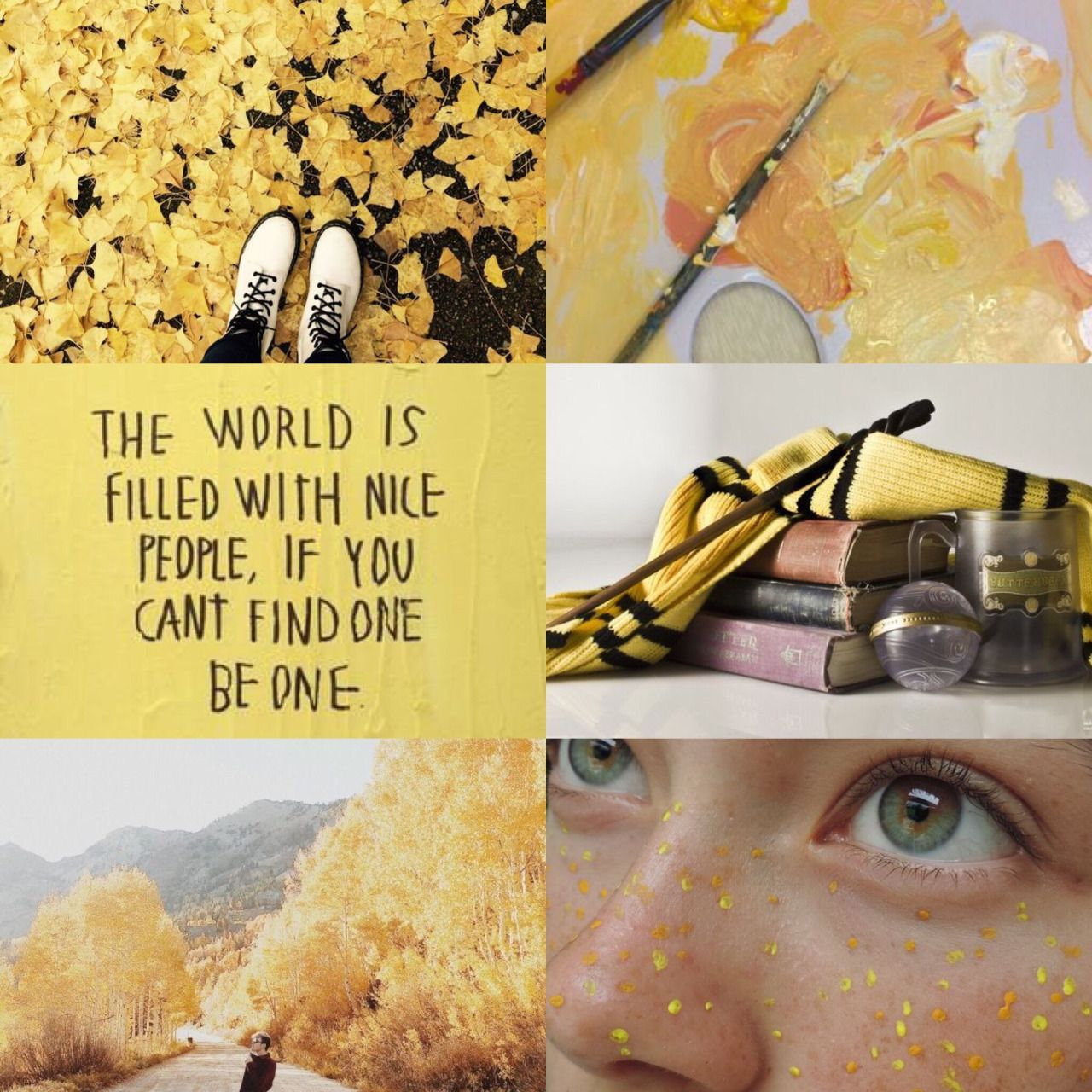 Hufflepuff Aesthetic Wallpapers Top Free Hufflepuff