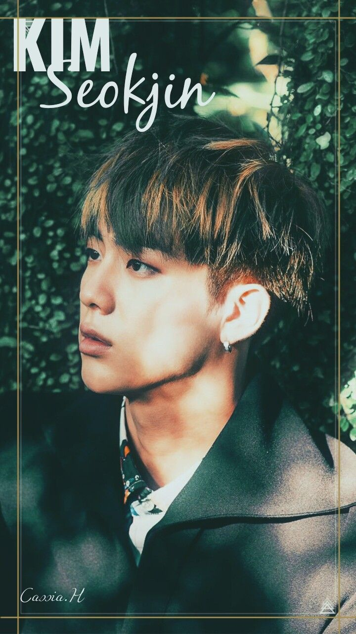 Bts Jin Wallpapers Top Free Bts Jin Backgrounds