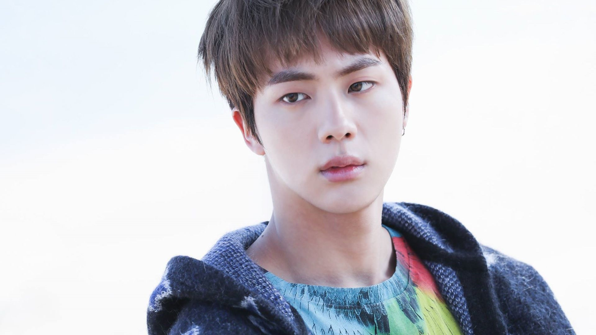 Bts Jin Wallpapers Top Free Bts Jin Backgrounds Wallpaperaccess