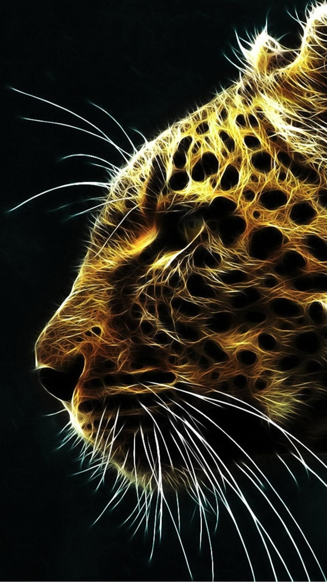Abstract Tiger Wallpapers - Top Free Abstract Tiger ...