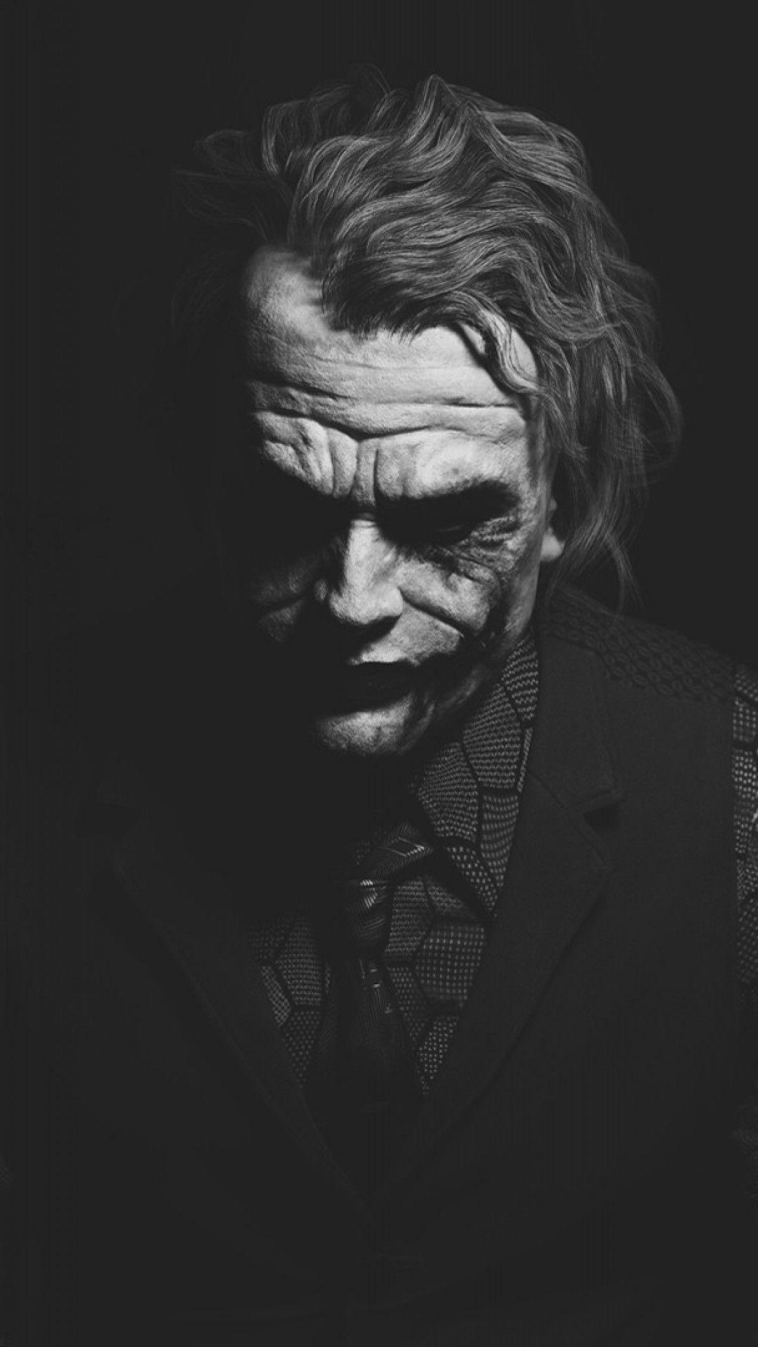 Heath Ledger Joker Iphone Wallpapers Top Free Heath Ledger Joker