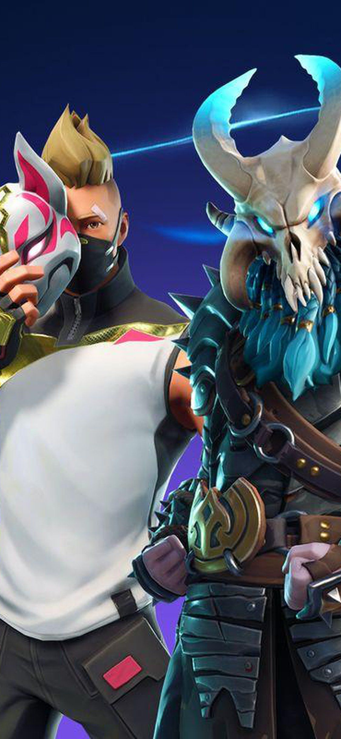 Fortnite IPhone 5 Wallpapers