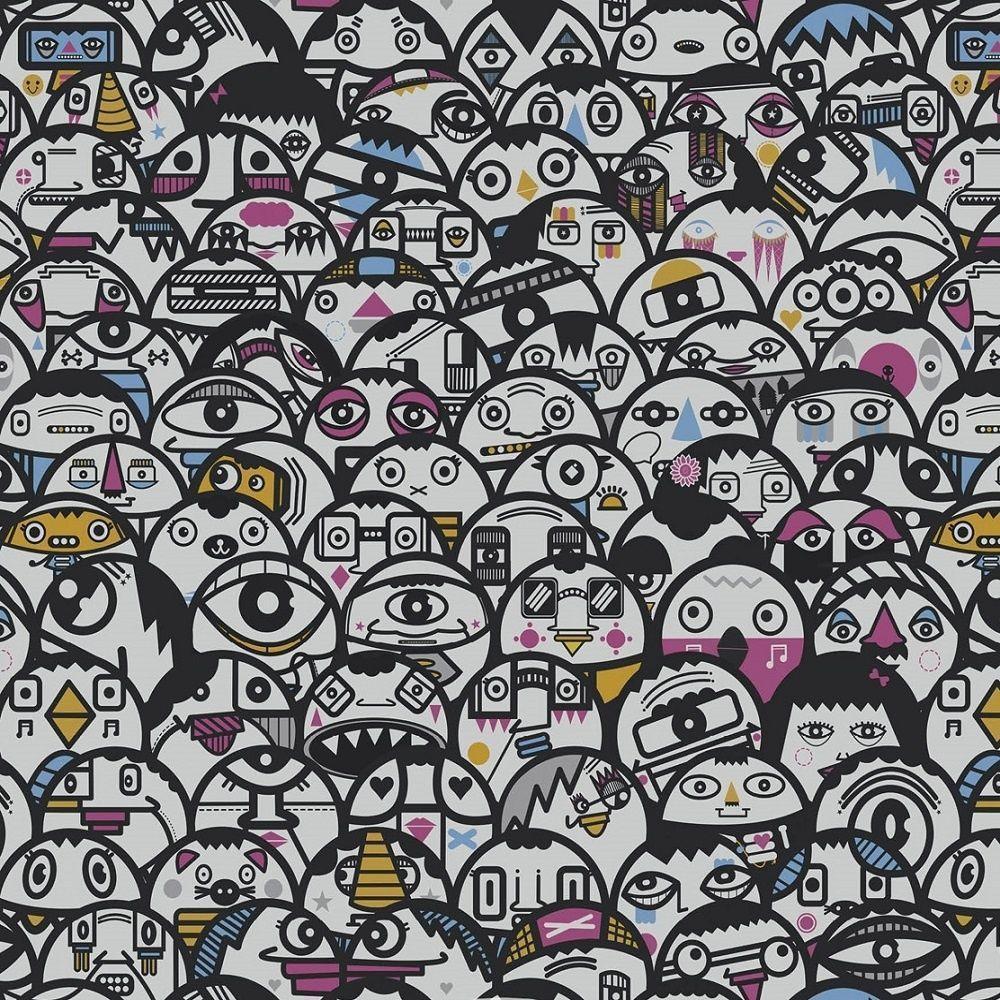 Cartoon Graffiti Wallpapers - Top Free Cartoon Graffiti ...