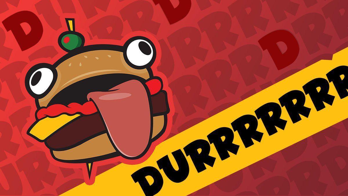 39 Best Free Fortnite Durr Burger Wallpapers Wallpaperaccess
