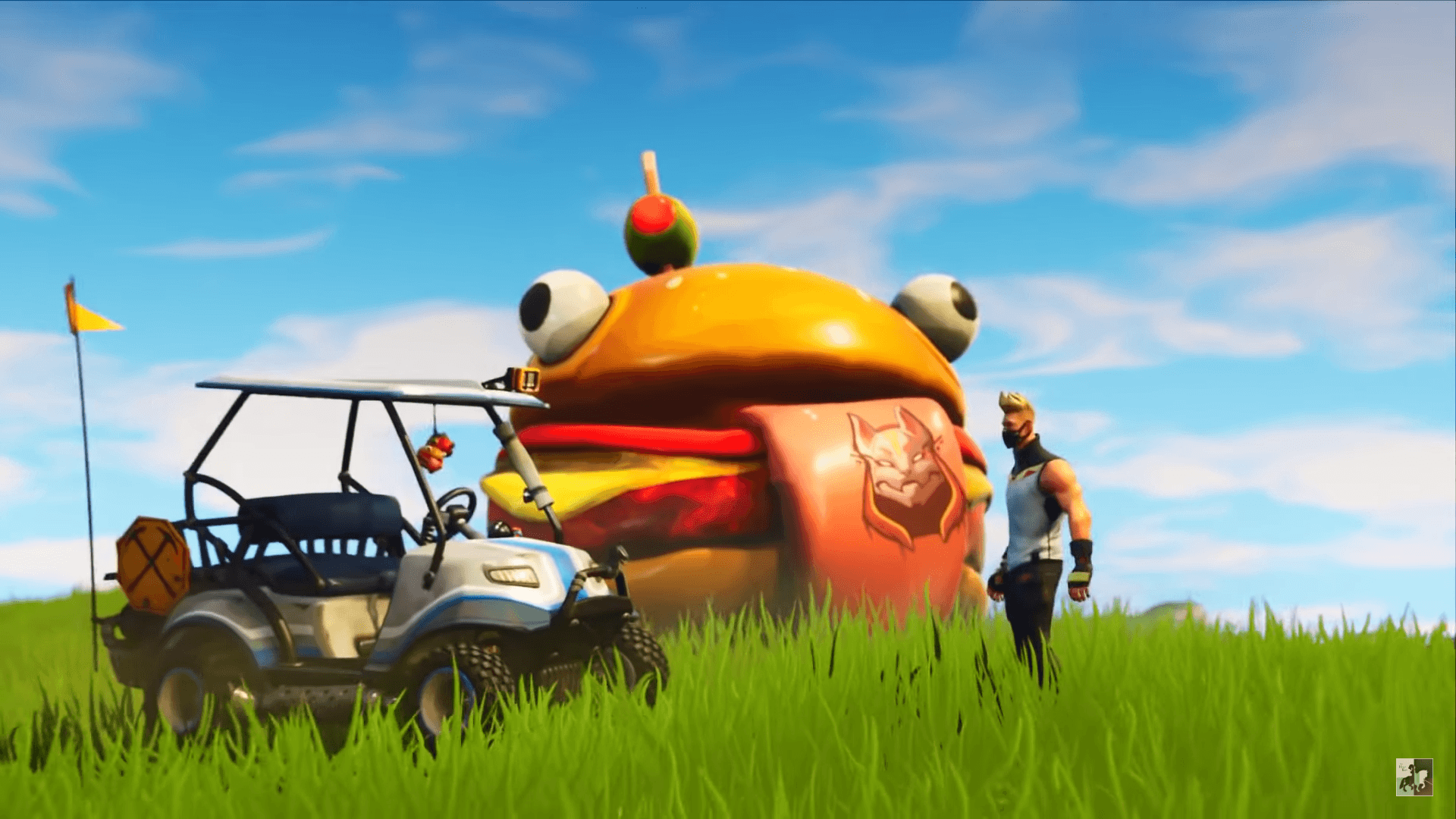 39 Best Free Fortnite Durr Burger Wallpapers Wallpaperaccess