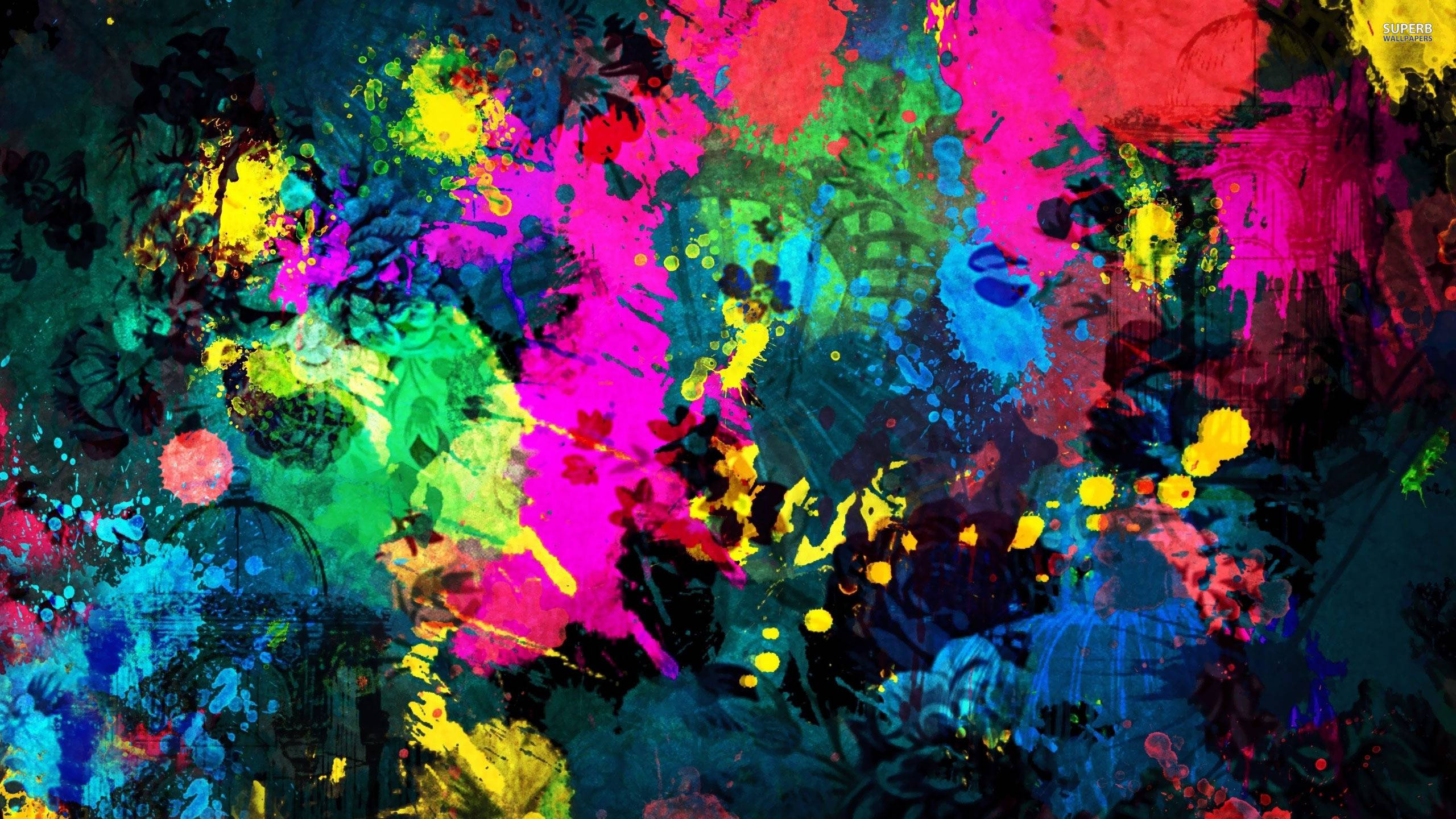 Paint Drop HD Wallpapers - Top Free