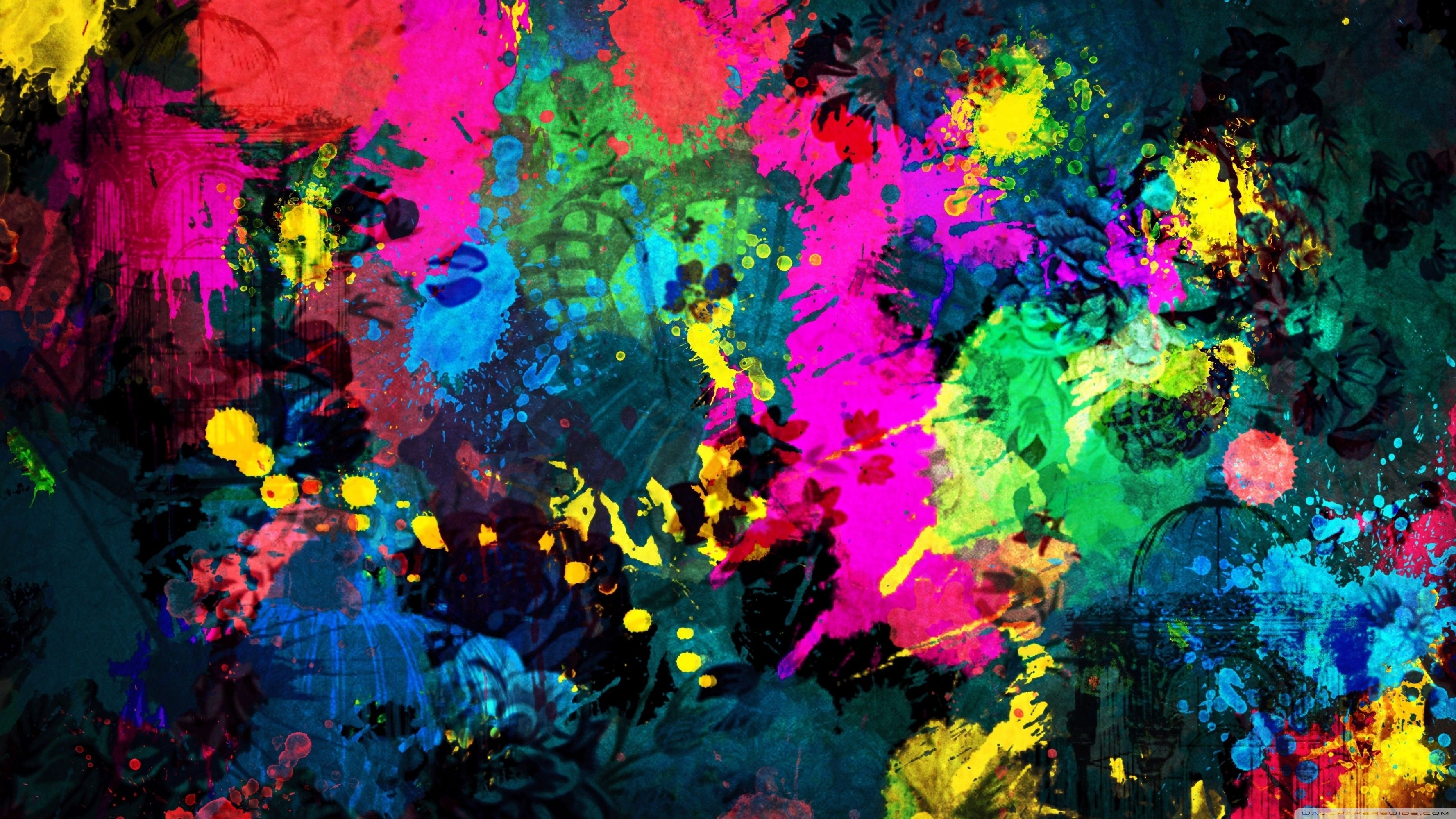 4k paint wallpapers top free 4k paint backgrounds wallpaperaccess - 4k colorful wallpaper ...
