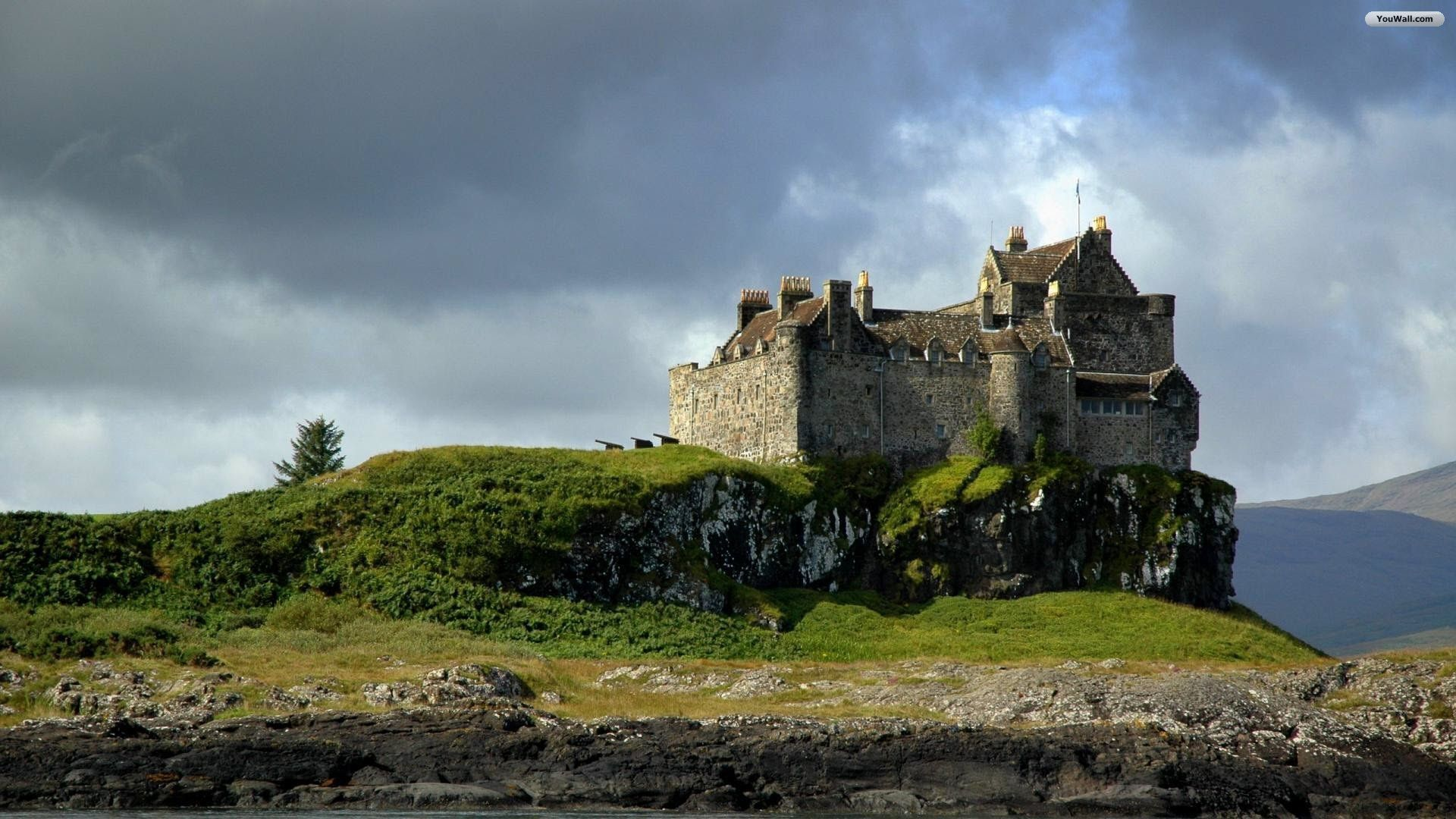 36 Best Free Scottish Castle Wallpapers Wallpaperaccess