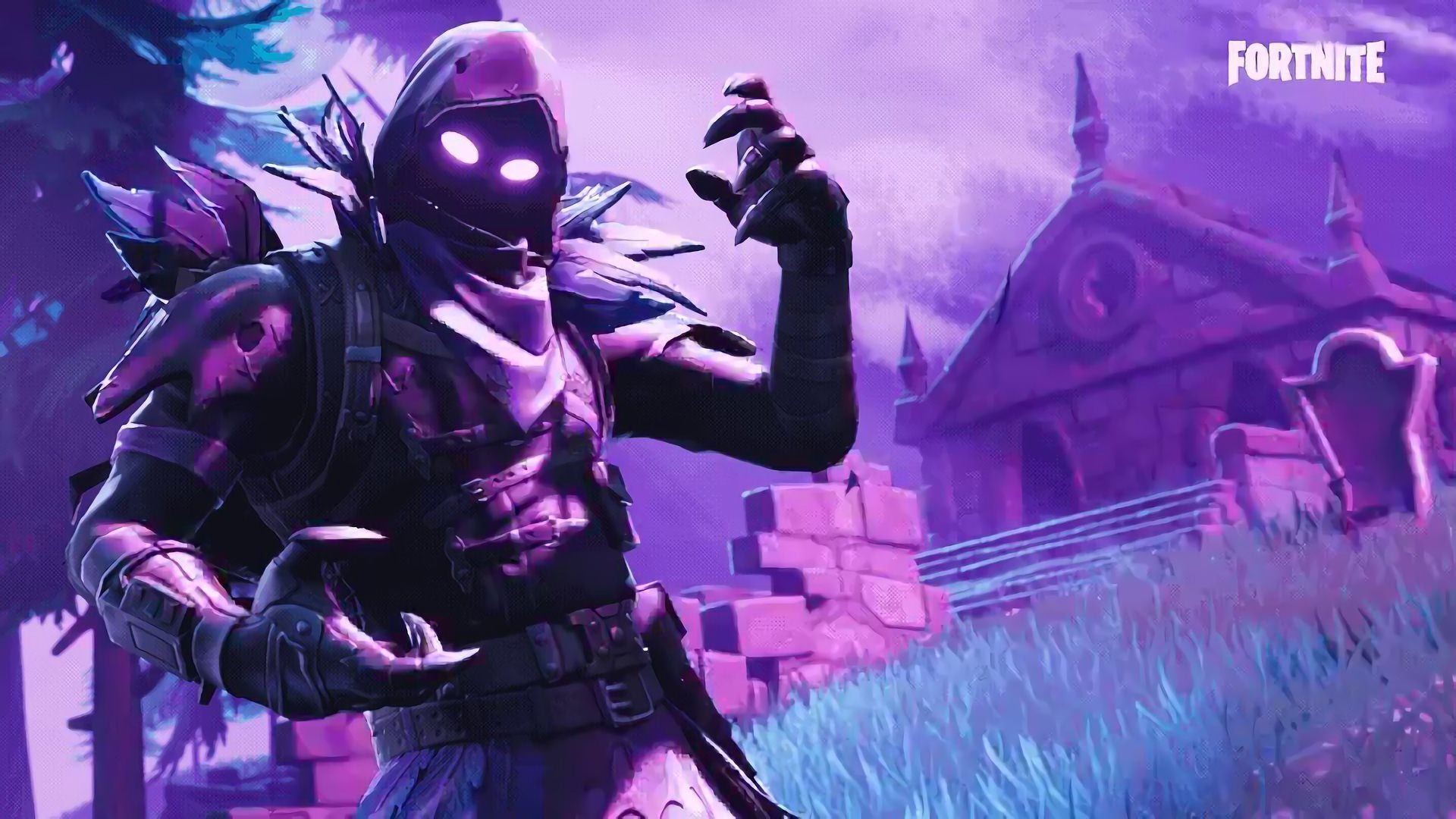 62 Best Free Ravens Fortnite Battle Royal Wallpapers Wallpaperaccess