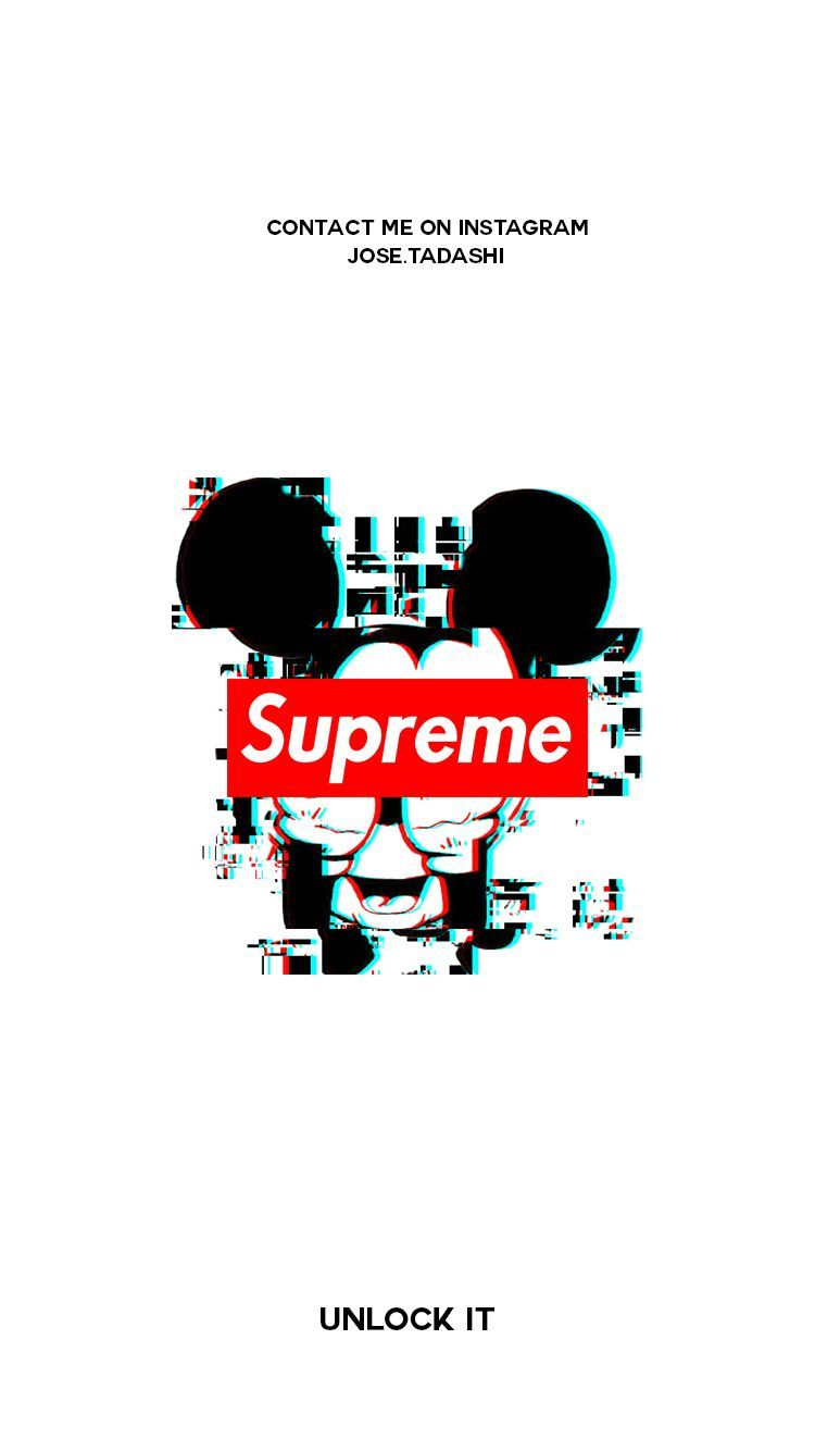 Supreme Cartoon Graffiti Wallpapers Top Free Supreme Cartoon