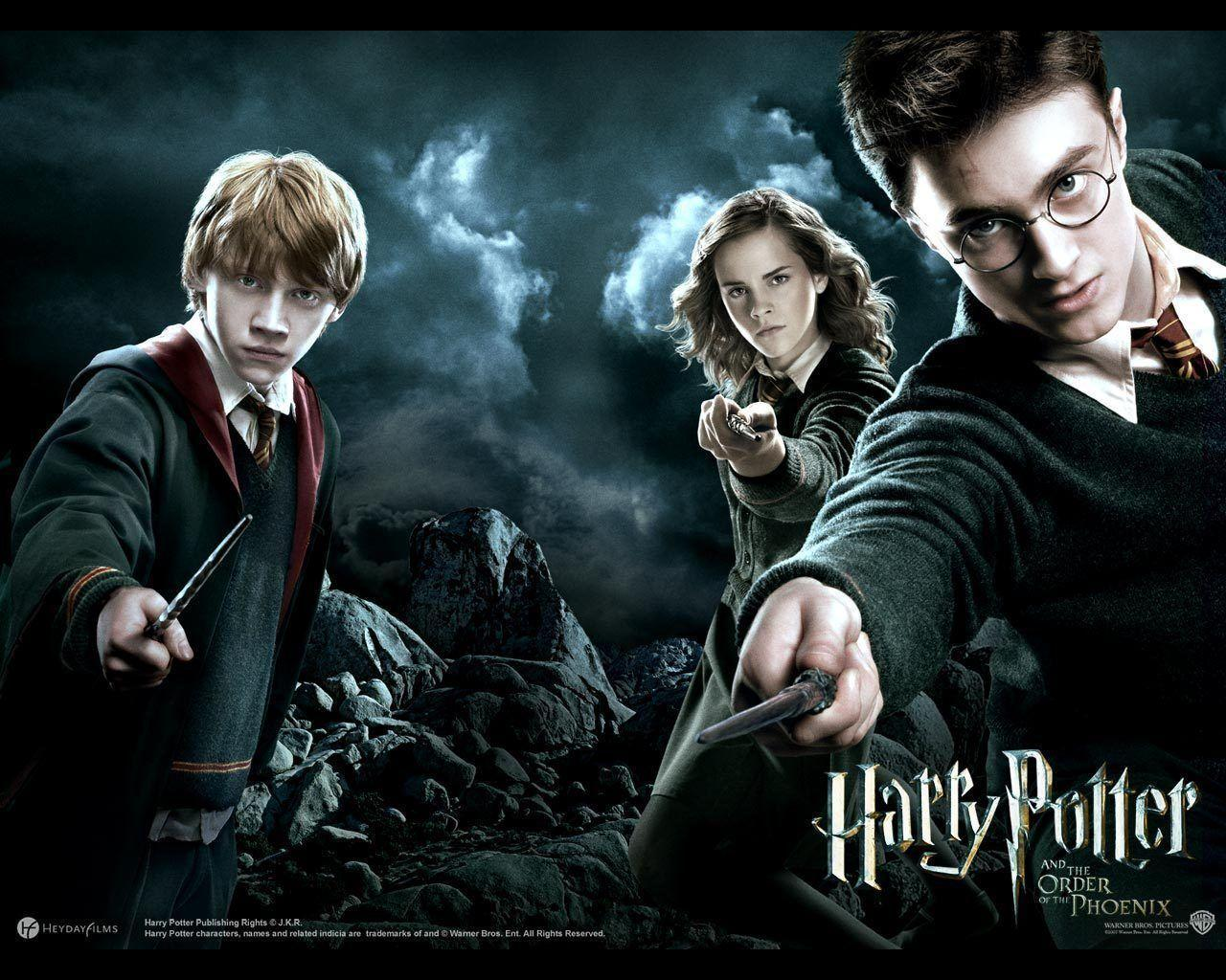 Harry Potter Characters Wallpapers Top Free Harry Potter