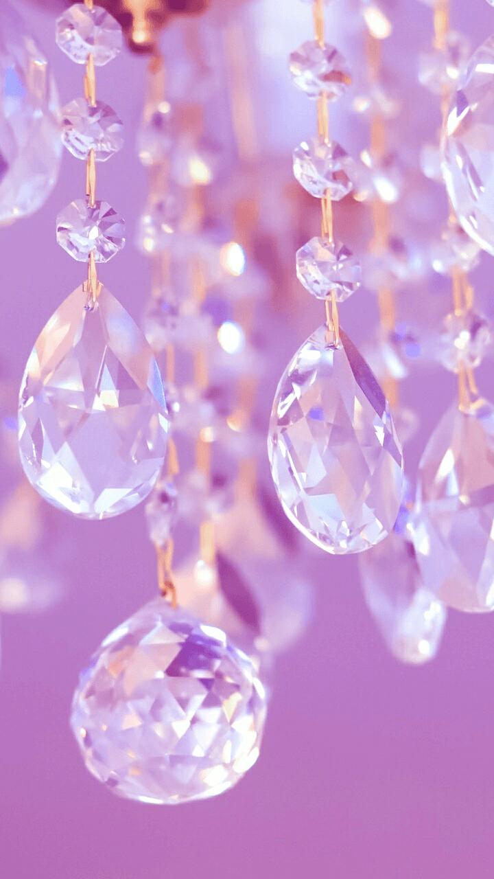 Crystal Purple Aesthetic Wallpapers Top Free Crystal Purple