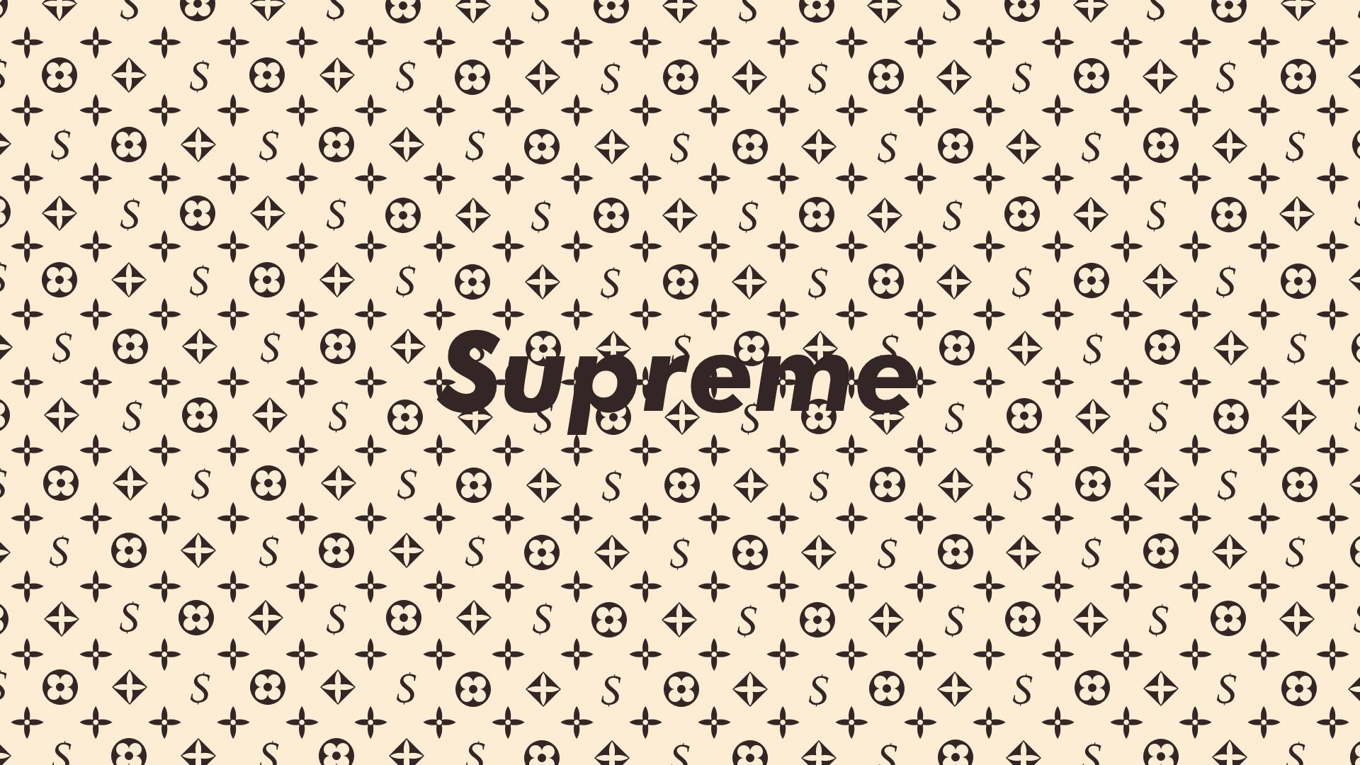 Louis Vuitton Supreme Computer Wallpapers Top Free Louis Vuitton Supreme Computer Backgrounds Wallpaperaccess