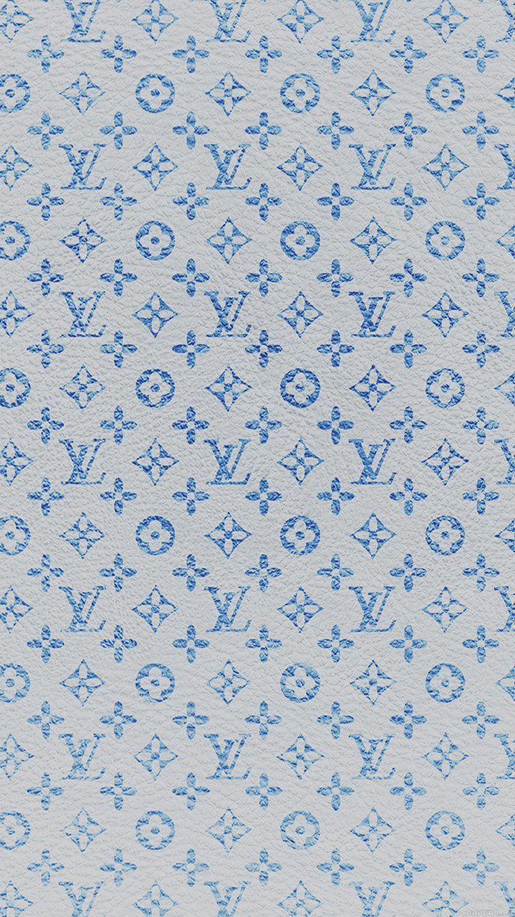 Supreme Louis Vuitton Blue Wallpapers Top Free Supreme Louis