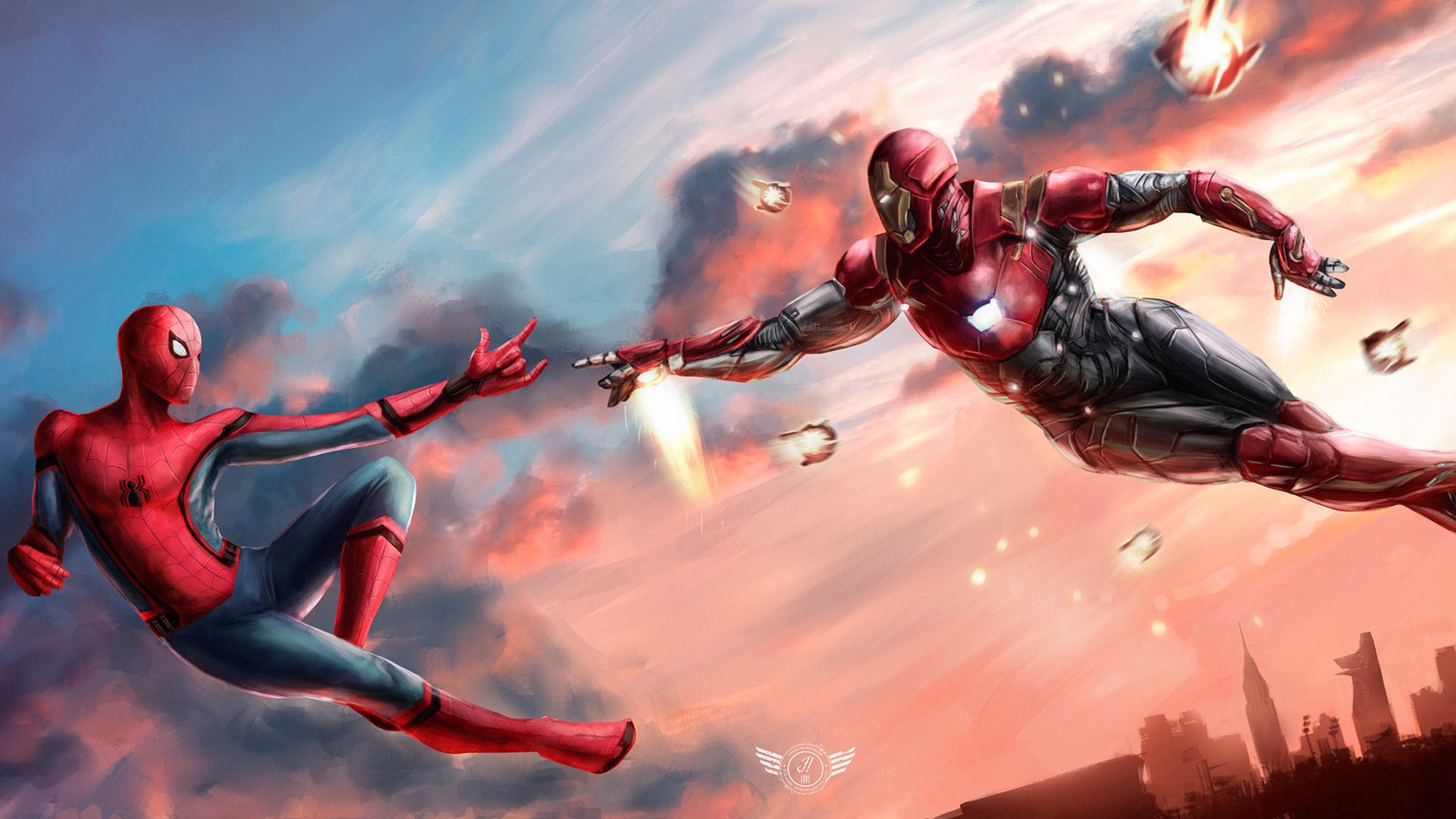 Spider Man Homecoming Computer Wallpapers Top Free Spider Man