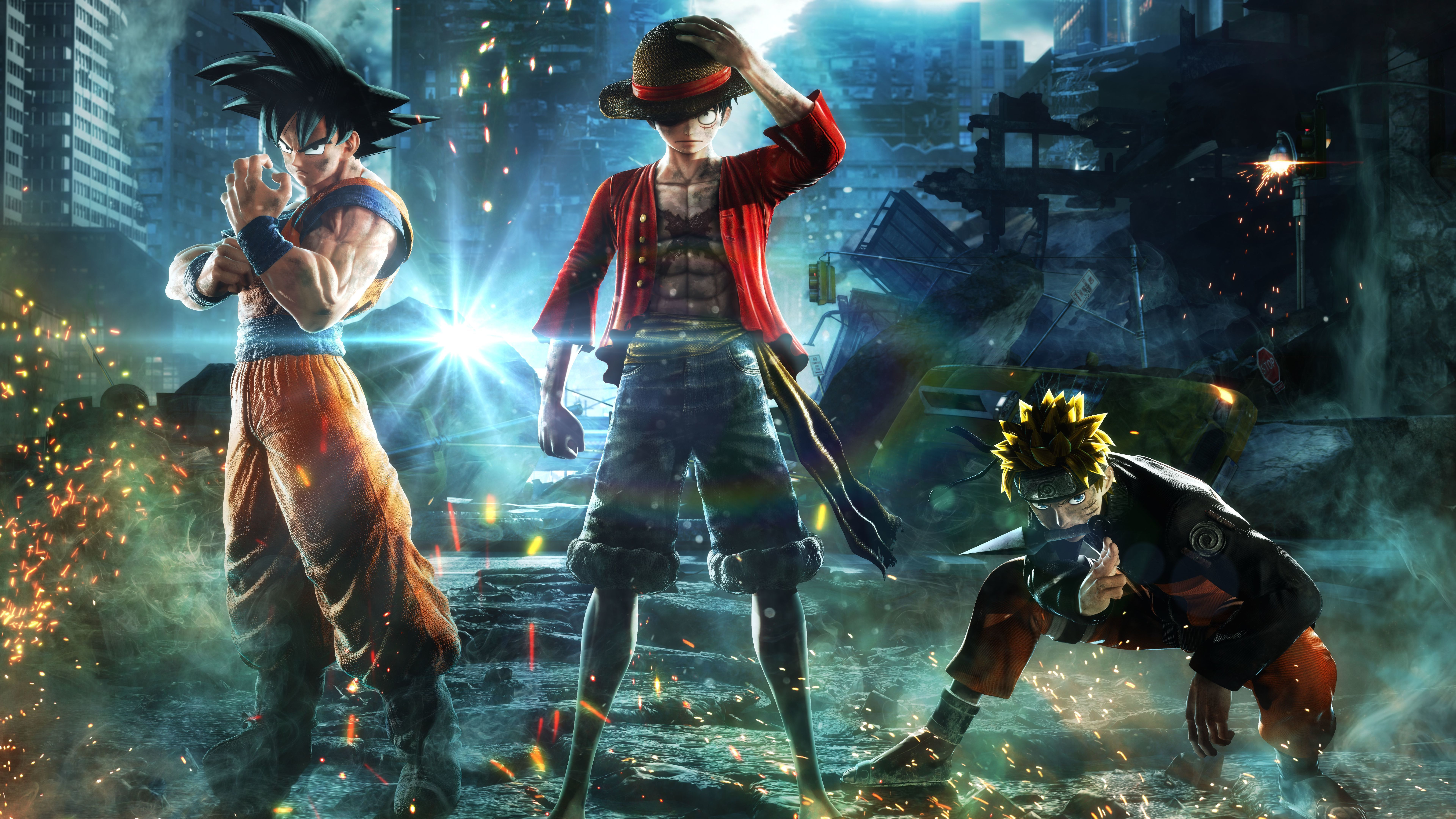Anime Wallpaper 4k Pc Naruto