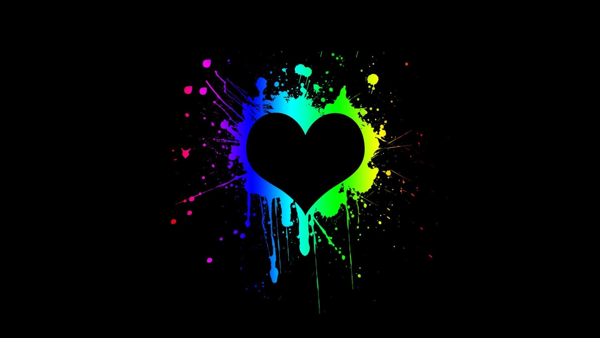Awesome Heart Wallpapers Top Free Awesome Heart