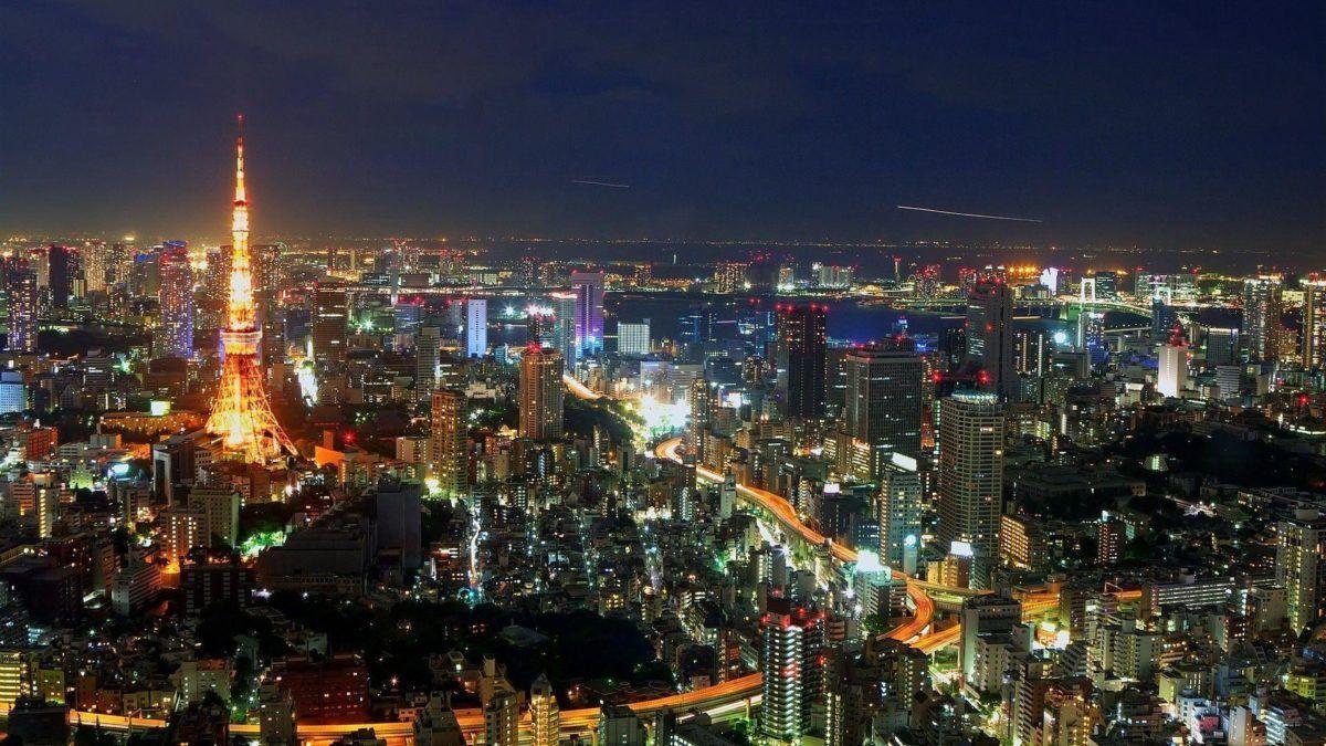 Tokyo Skyline Wallpapers Top Free Tokyo Skyline