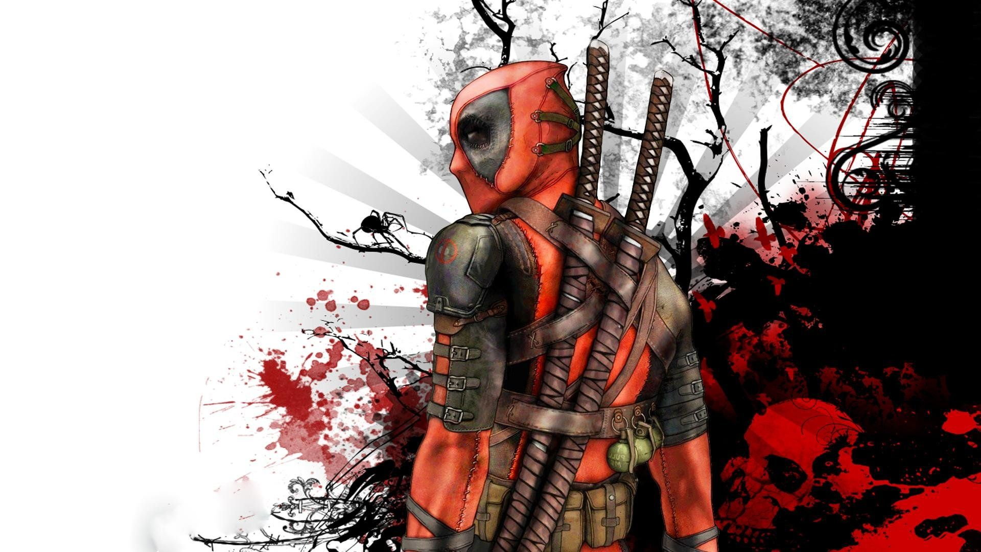 Awesome Deadpool Wallpapers - Top Free