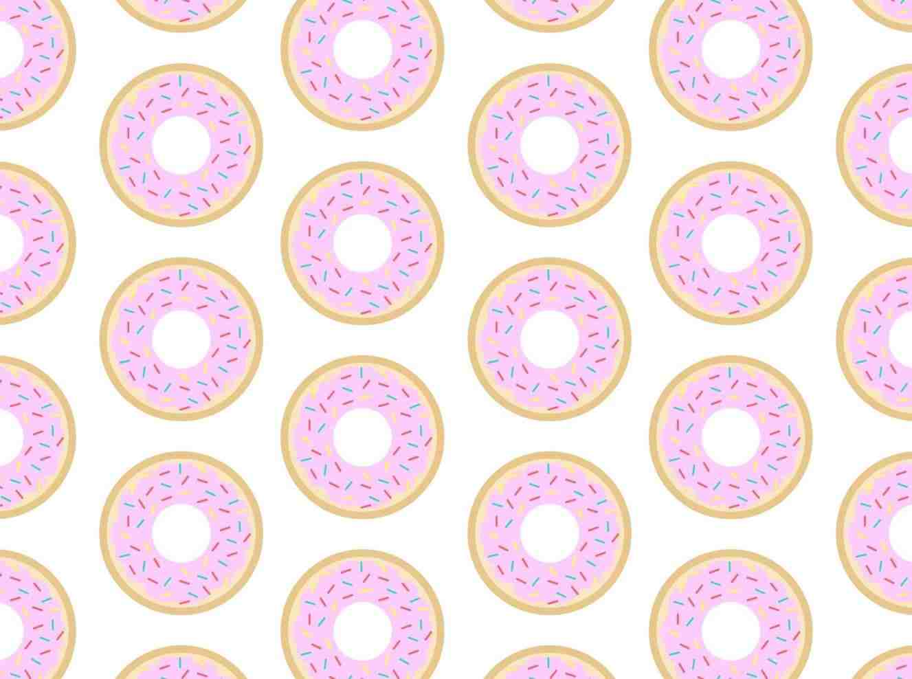 Cute Donut Wallpapers Top Free Cute Donut Backgrounds