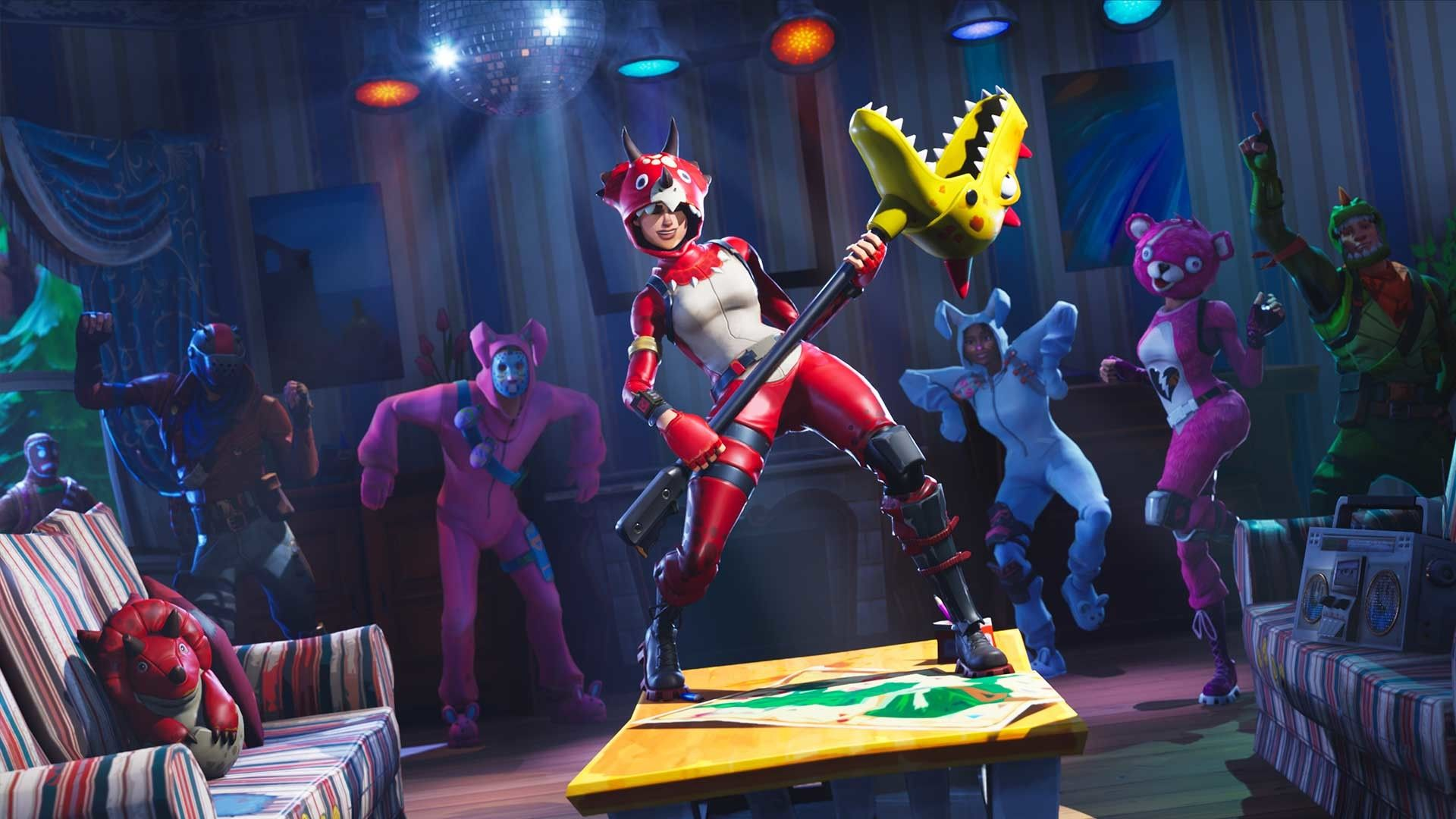 Fortnite Dance Wallpapers Top Free Fortnite Dance