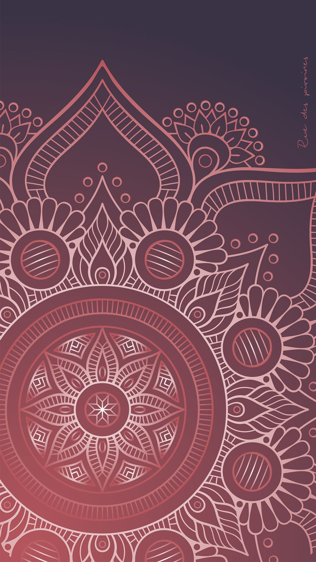 Cute Mandala Wallpapers Top Free Cute Mandala Backgrounds