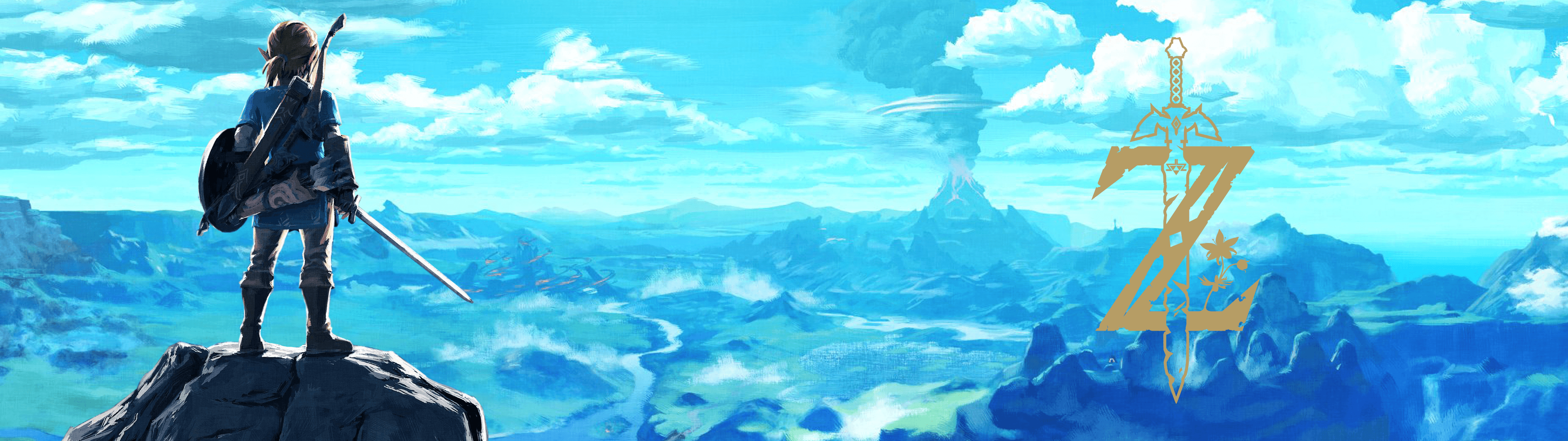 Legend Of Zelda Dual Screen Wallpapers Top Free Legend Of Zelda