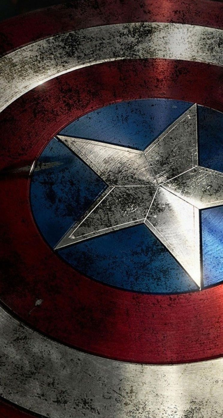 America Marvel Cartoon Captain Shield Wallpapers Top Free