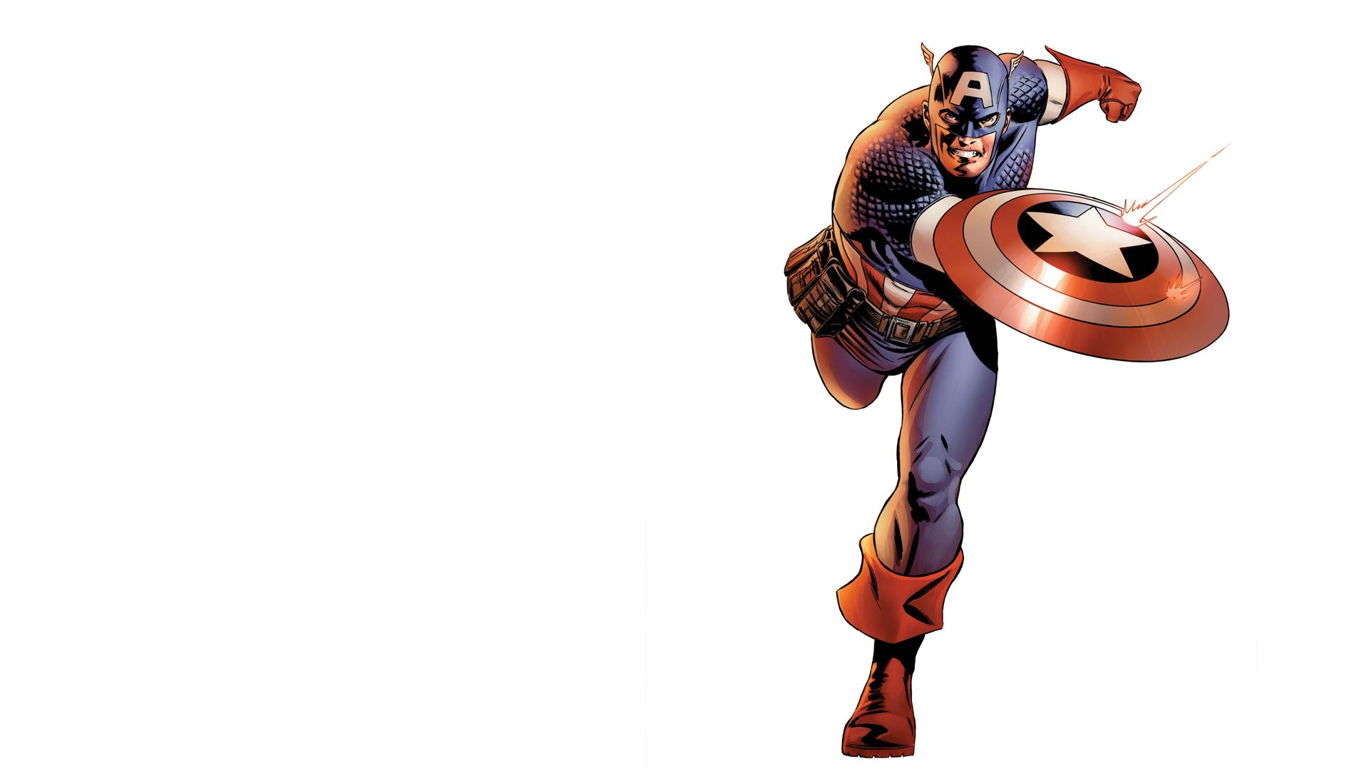 America Marvel Cartoon Captain Shield Wallpapers Top Free America