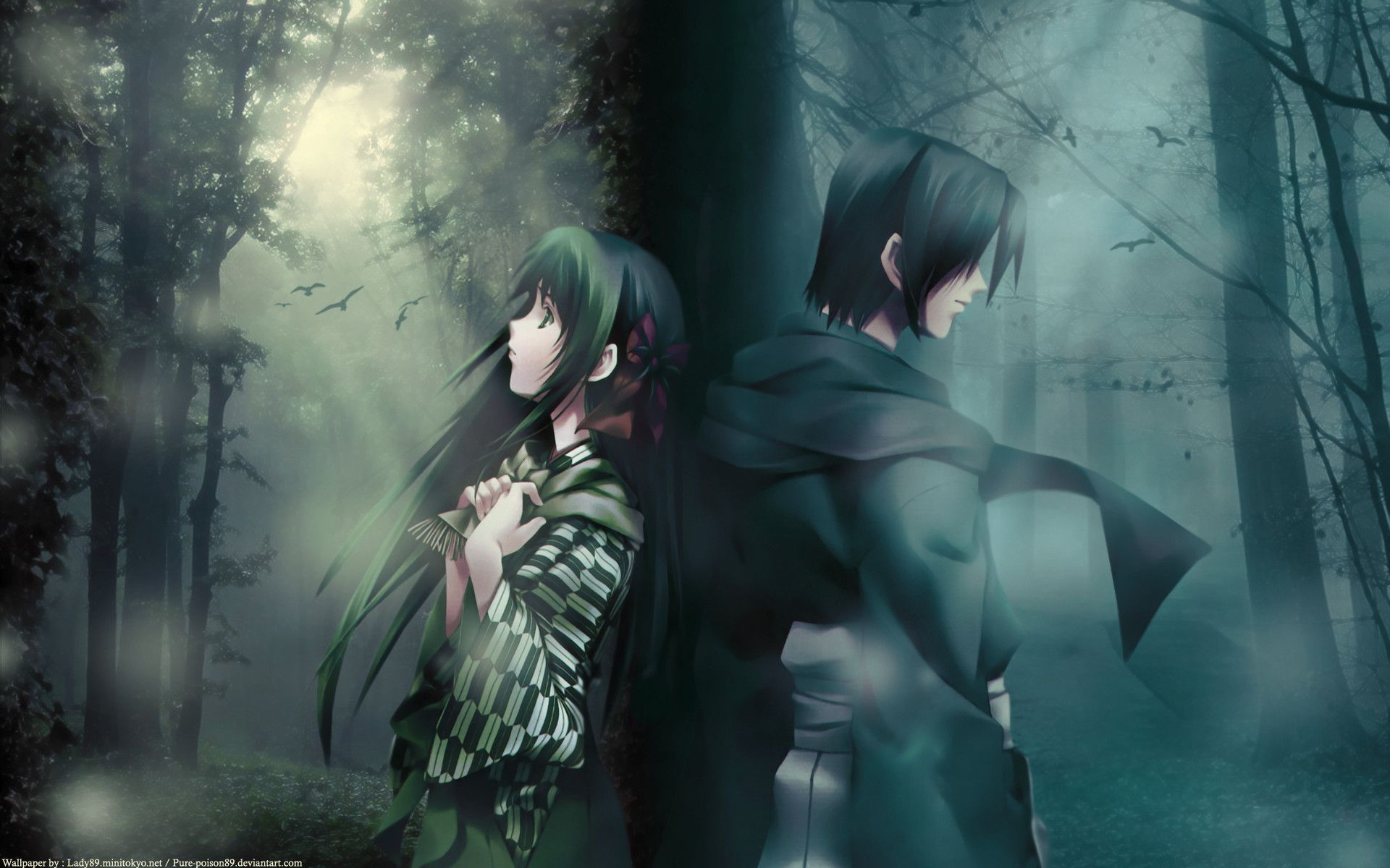 Rain sad anime wallpapers top free rain sad anime - Sad anime wallpaper ...
