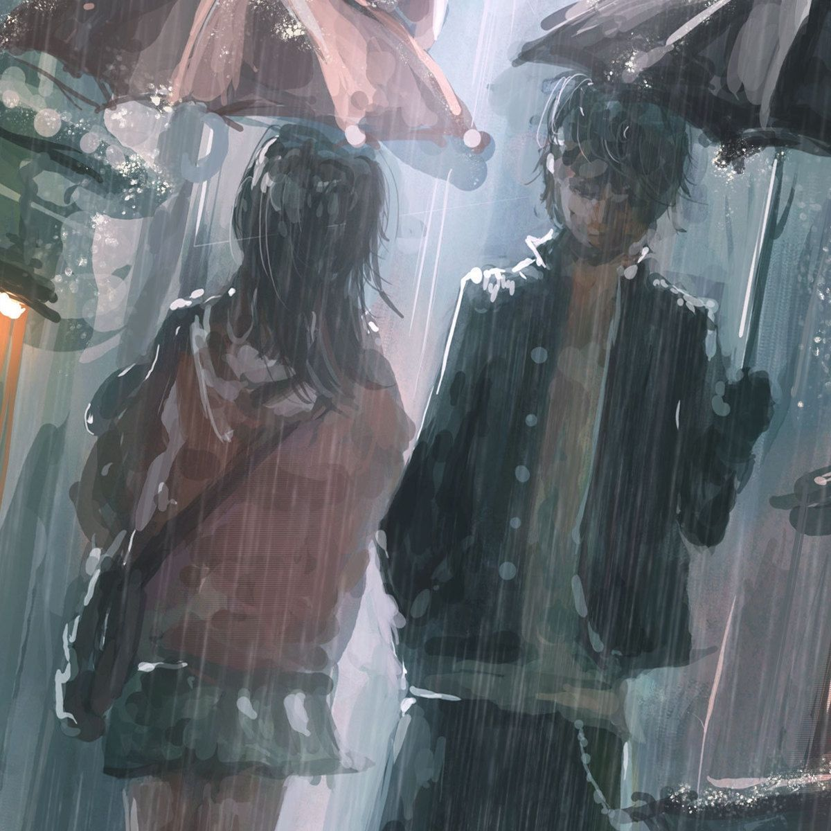 40 Best Free Rain Sad Anime Wallpapers Wallpaperaccess