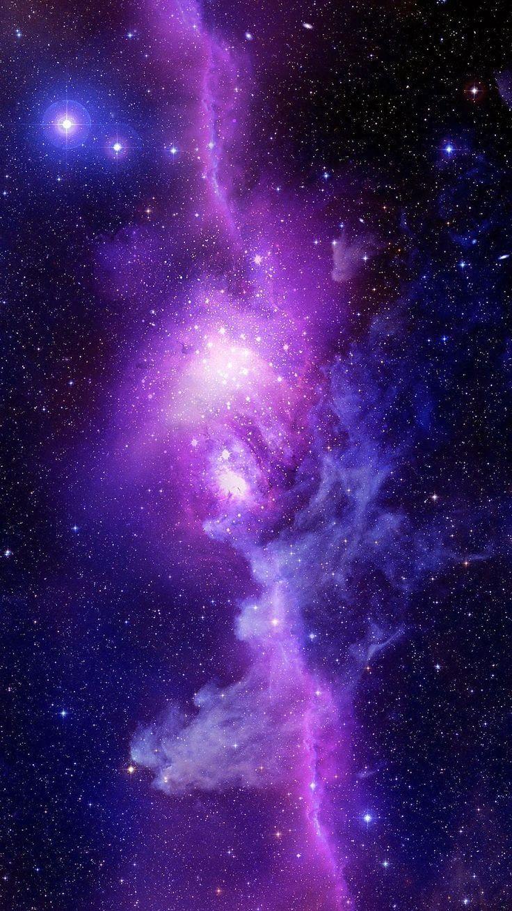 Purple Aesthetic Iphone Wallpapers Top Free Purple