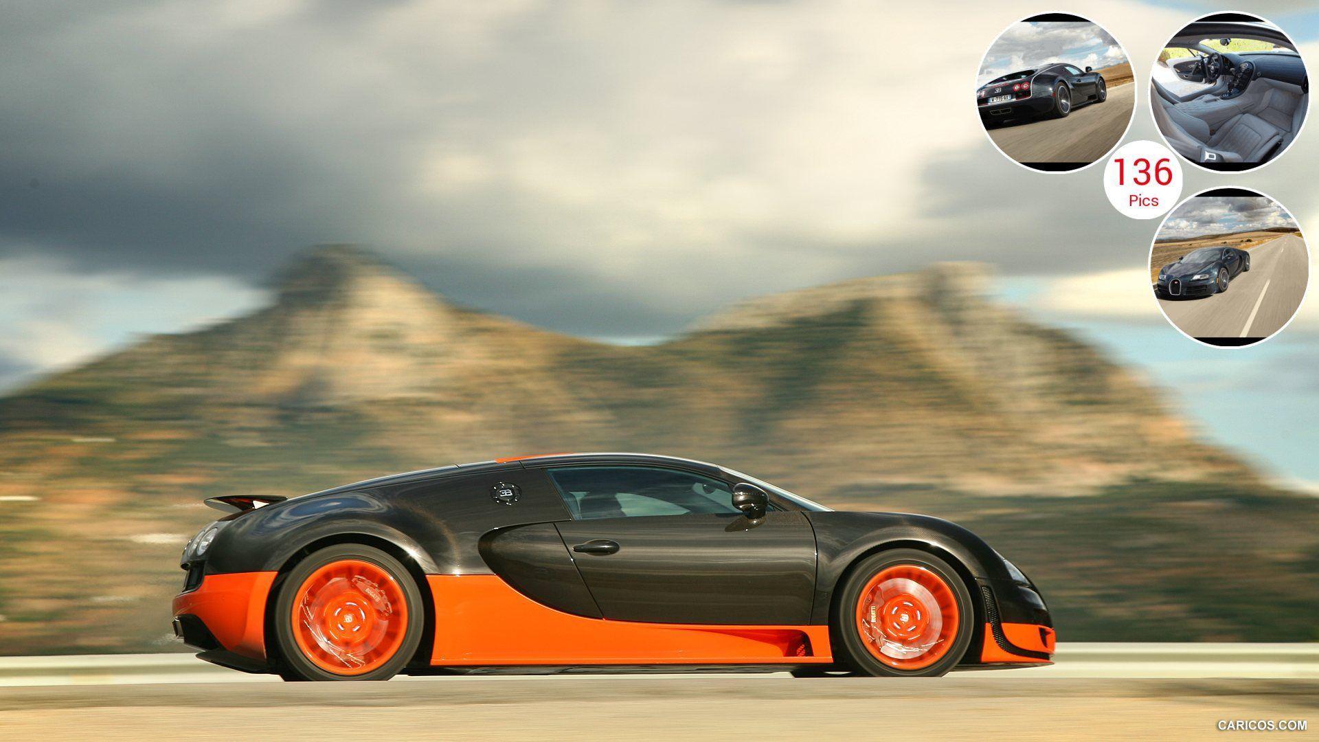 Bugatti Veyron Super Sport Full Hd Wallpaper: Black Bugatti Veyron HD Wallpapers