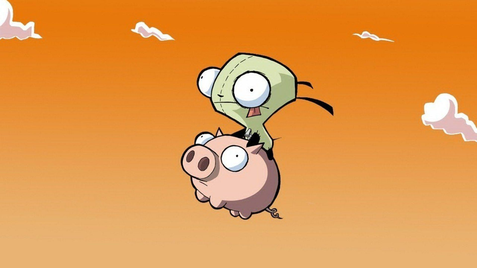 Famous Dex Invader Zim Wallpapers Top Free Famous Dex Invader