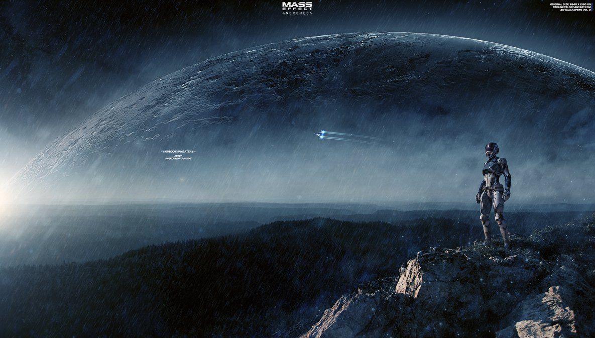 4k Mass Effect Wallpapers Top Free 4k Mass Effect Backgrounds Wallpaperaccess