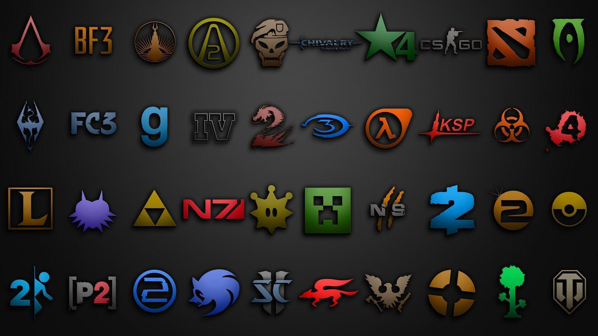 Gamer Logo Wallpapers Top Free Gamer Logo Backgrounds