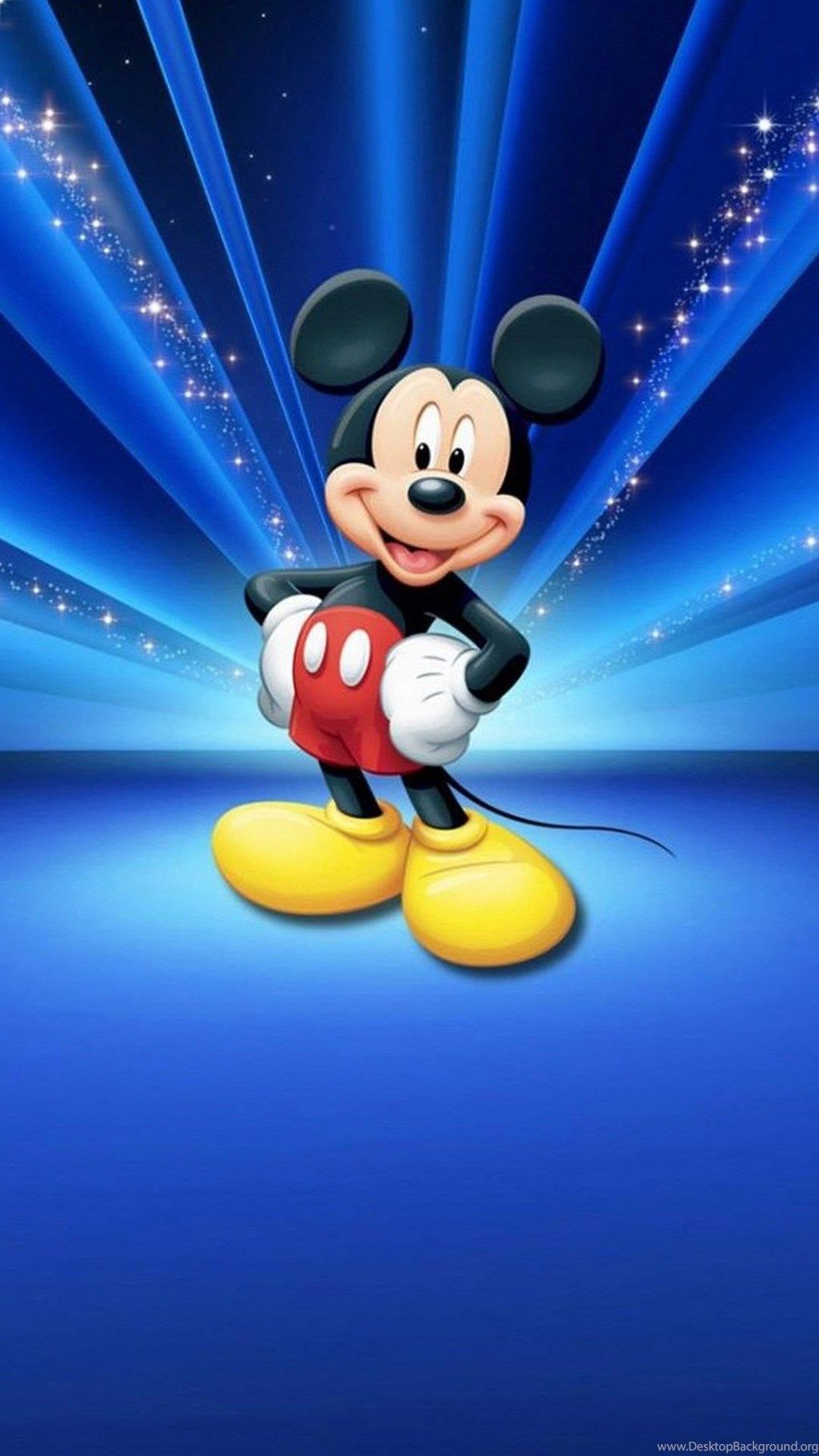 Blue Mickey Mouse Wallpapers Top Free Blue Mickey Mouse