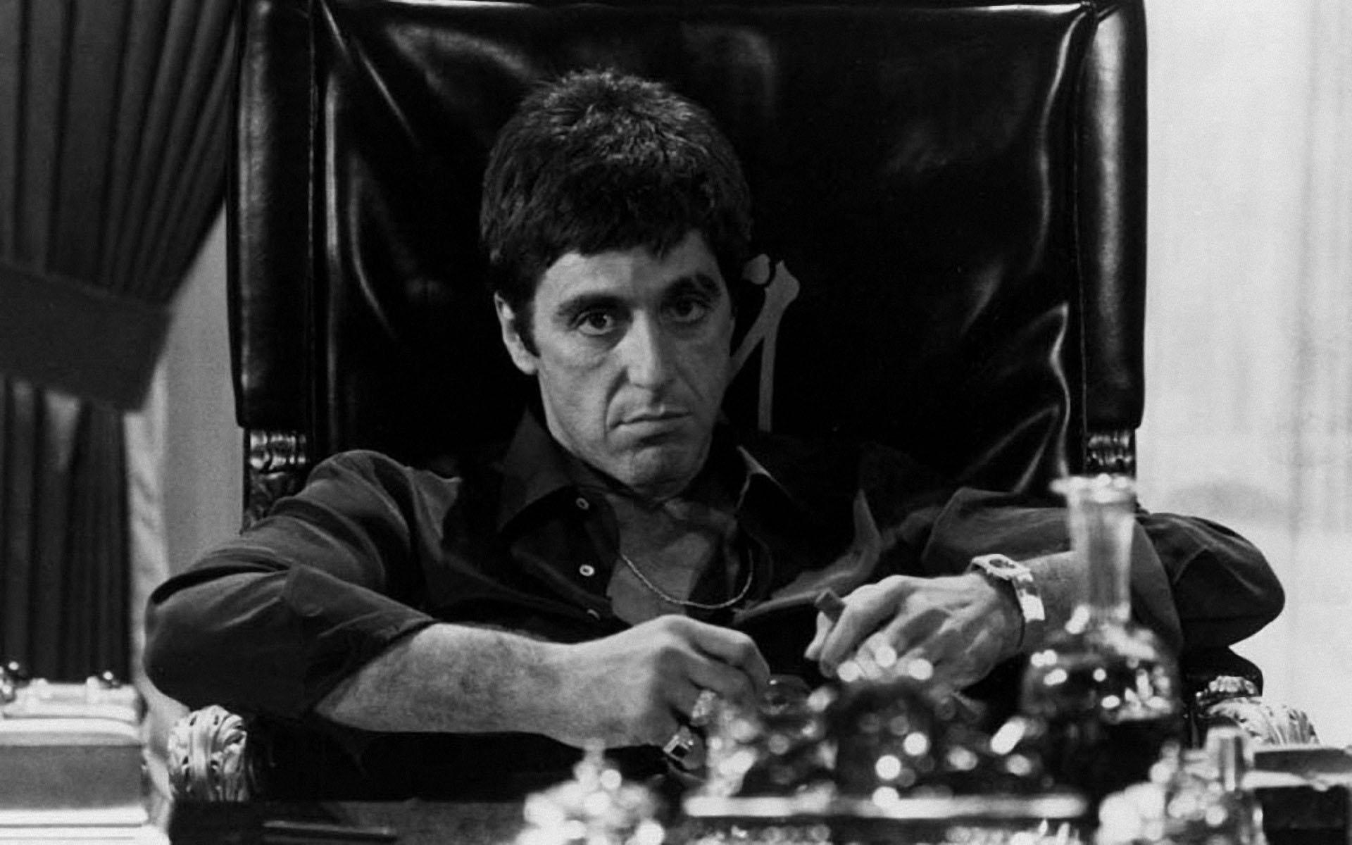 Al Pacino Scarface Wallpapers Top Free Al Pacino Scarface
