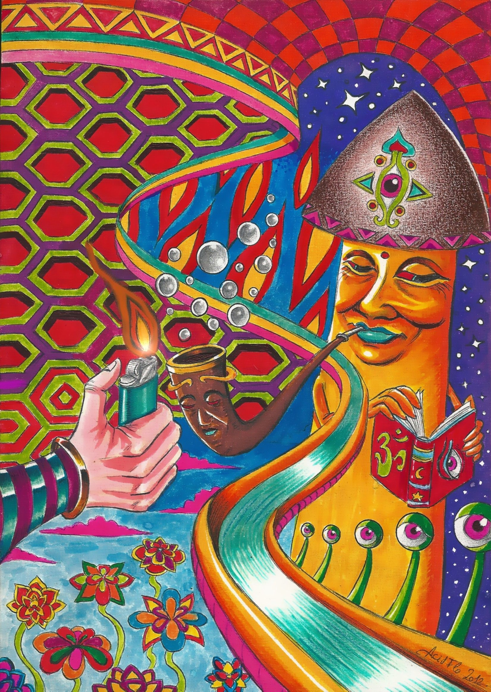 Acid Phone Wallpapers Top Free Acid Phone Backgrounds