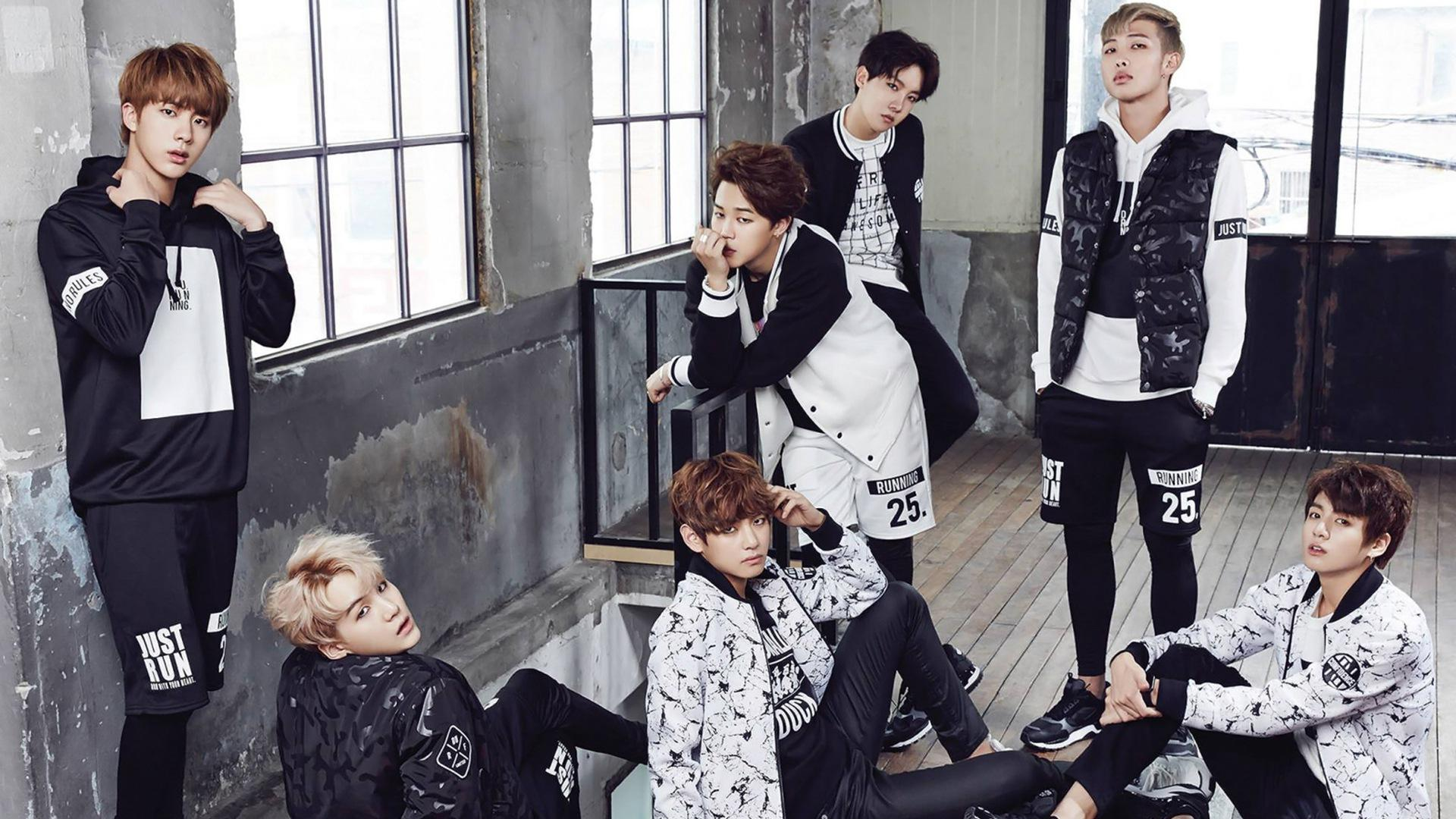 Bts Members Desktop Wallpapers Top Free Bts Members Desktop Backgrounds Wallpaperaccess