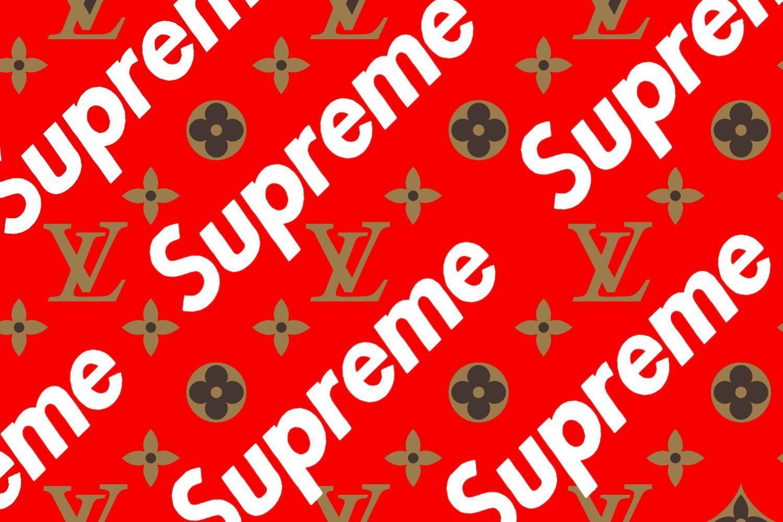 Louis Vuitton Supreme Logo Wallpapers - Top Free Louis ...