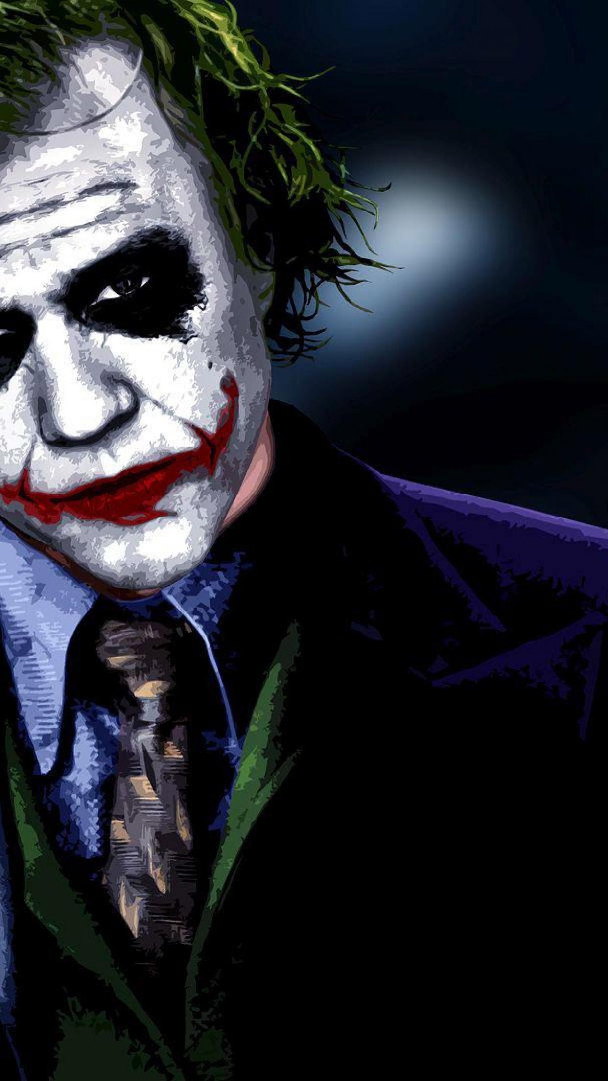 Heath Ledger Joker Wallpapers Top Free Heath Ledger Joker