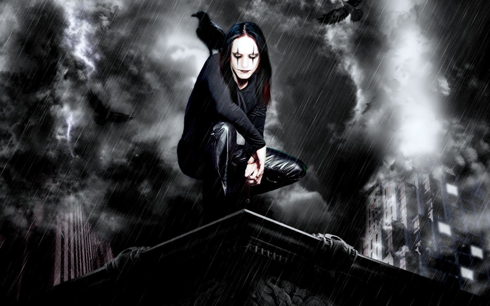 The crow wallpapers top free the crow backgrounds - The crow wallpaper ...
