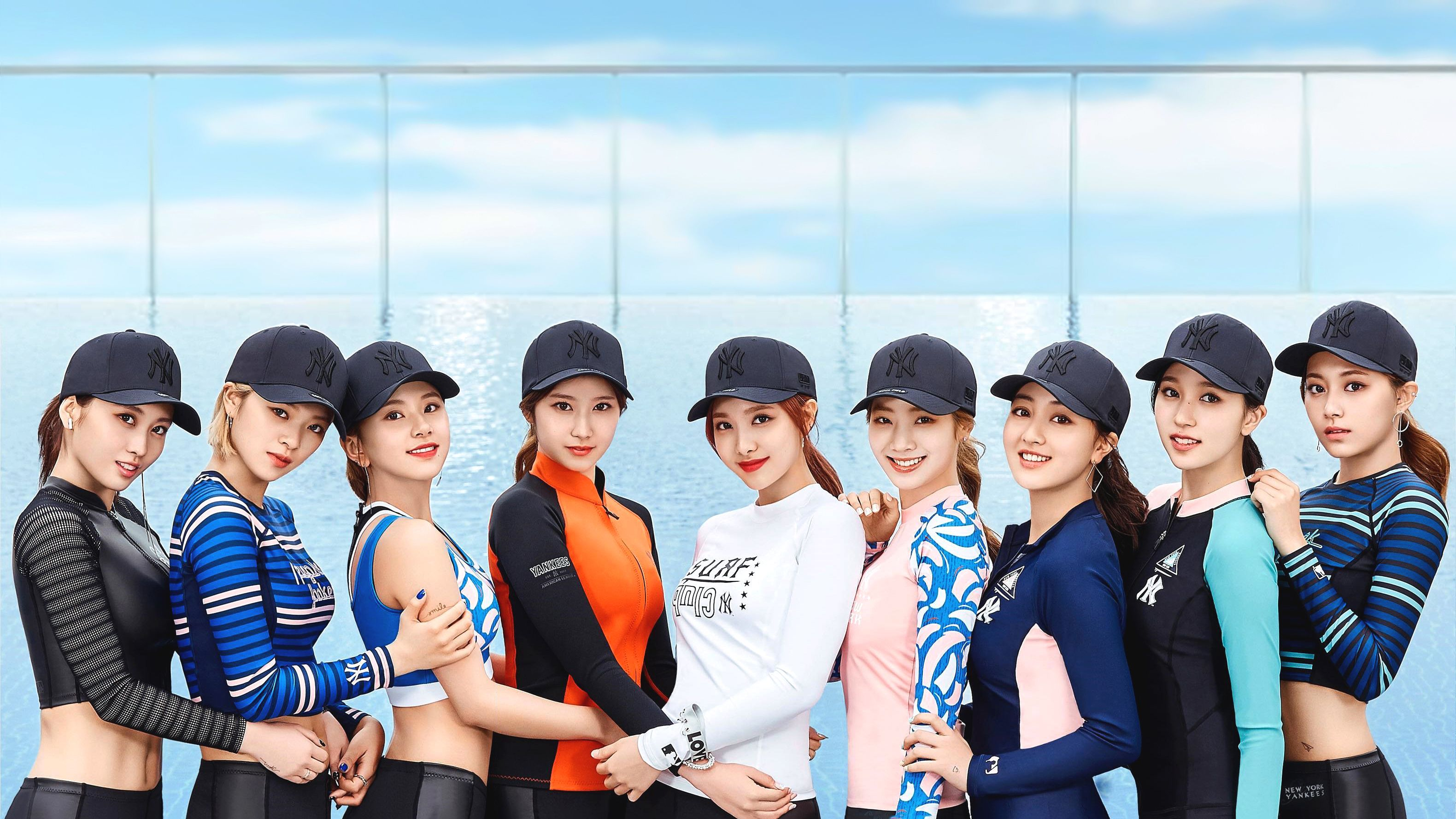 Twice Wallpapers Top Free Twice Backgrounds Wallpaperaccess