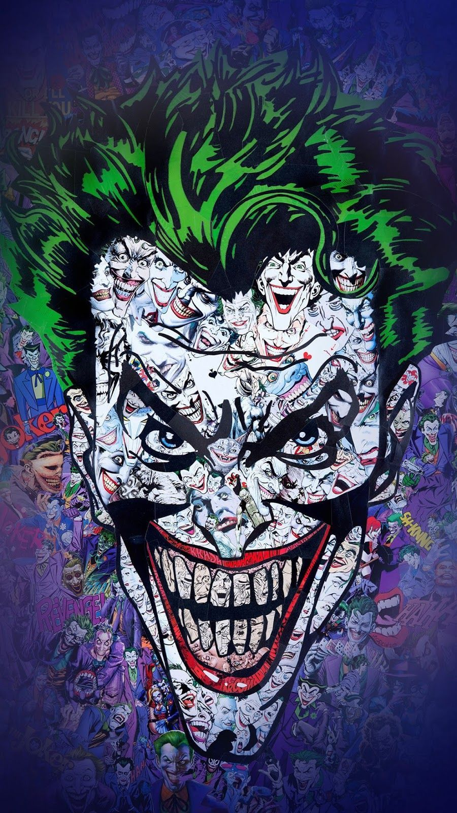 46 Best Free Joker Cell Phone Wallpapers Wallpaperaccess