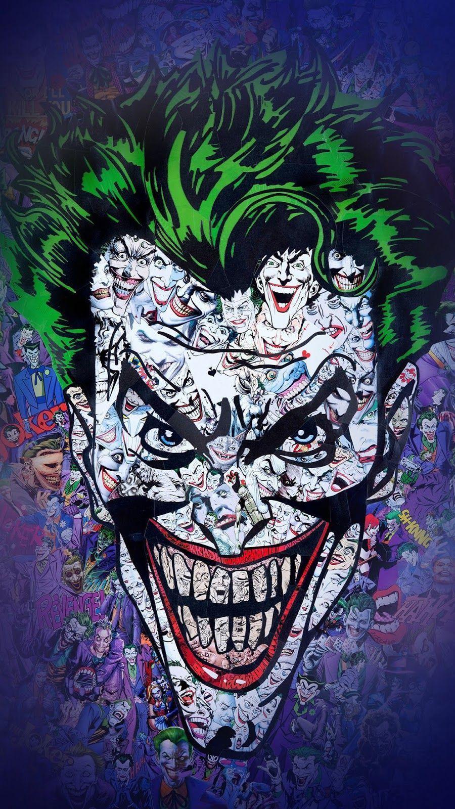Joker Cell Phone Wallpapers Top Free Joker Cell Phone