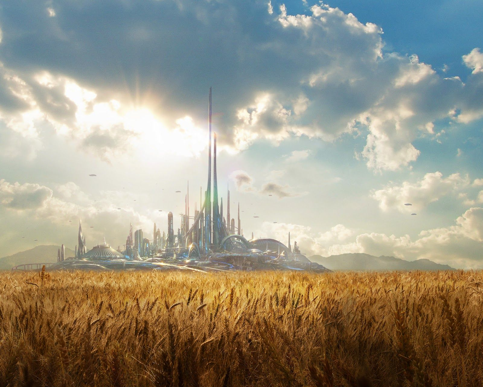 Tomorrowland Movie Wallpapers Top Free Tomorrowland Movie