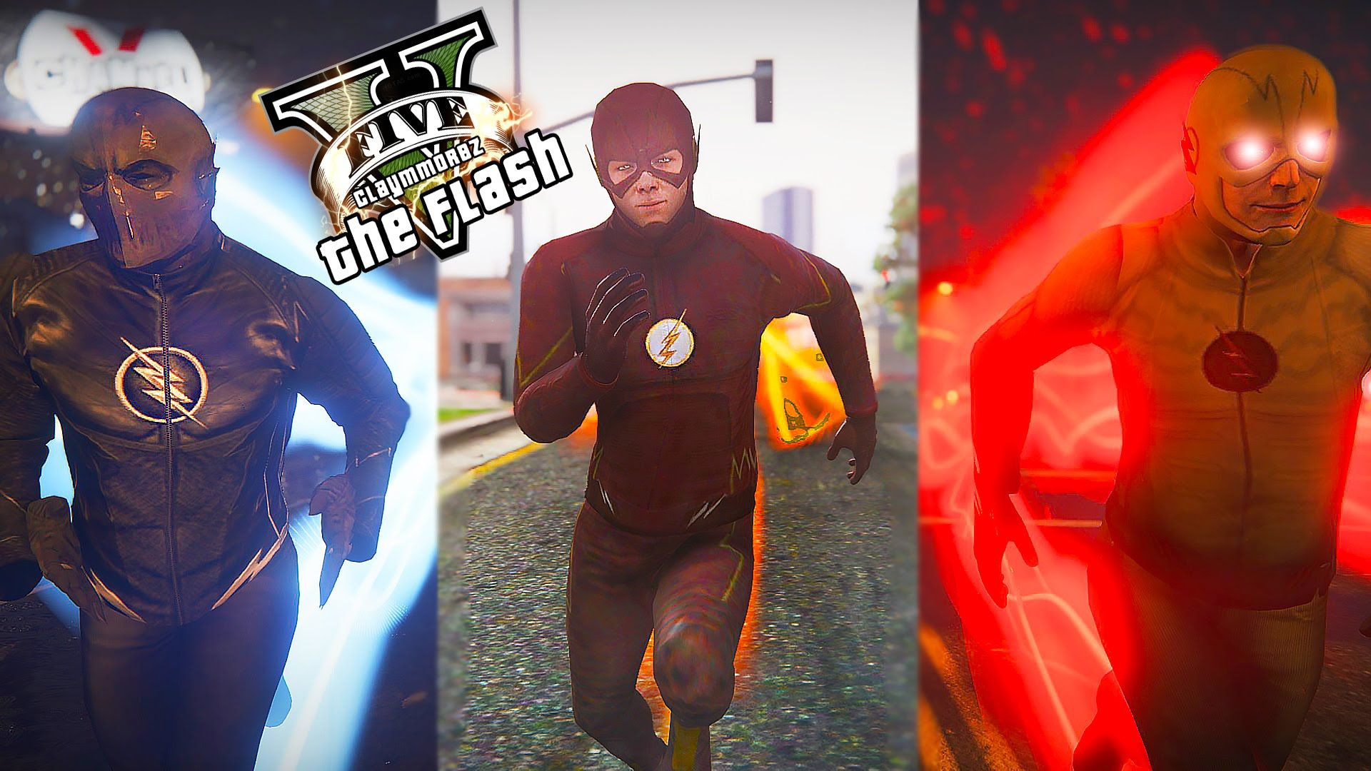 the flash savitar vs zoom